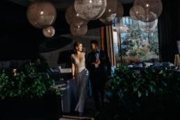 sesja ślubna w hotelu Arłamów ślub w Arłamowie w Bieszczadach