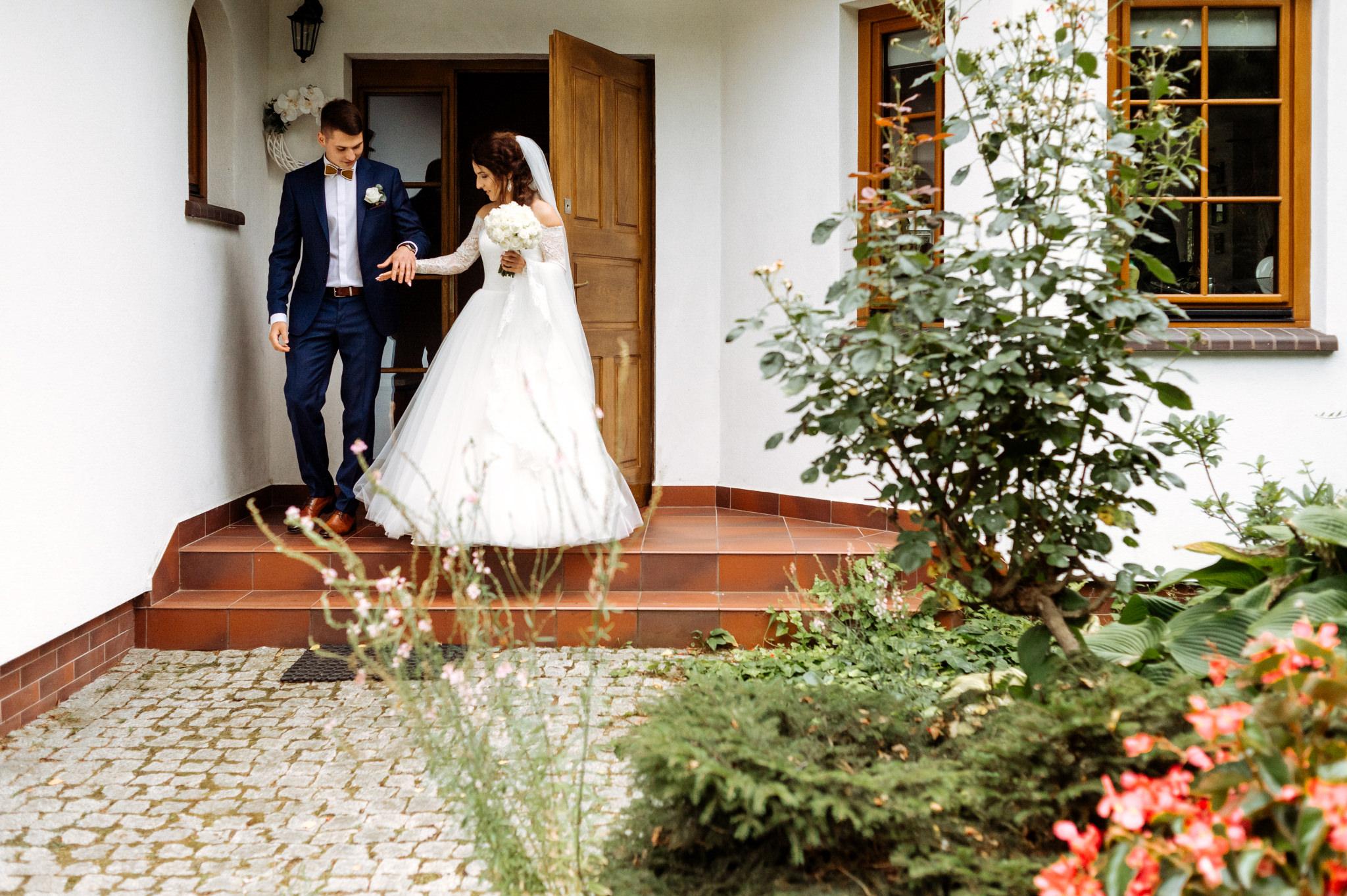 Joanna i Emil | przyjęcie ślubne w Hotelu Atrium 21