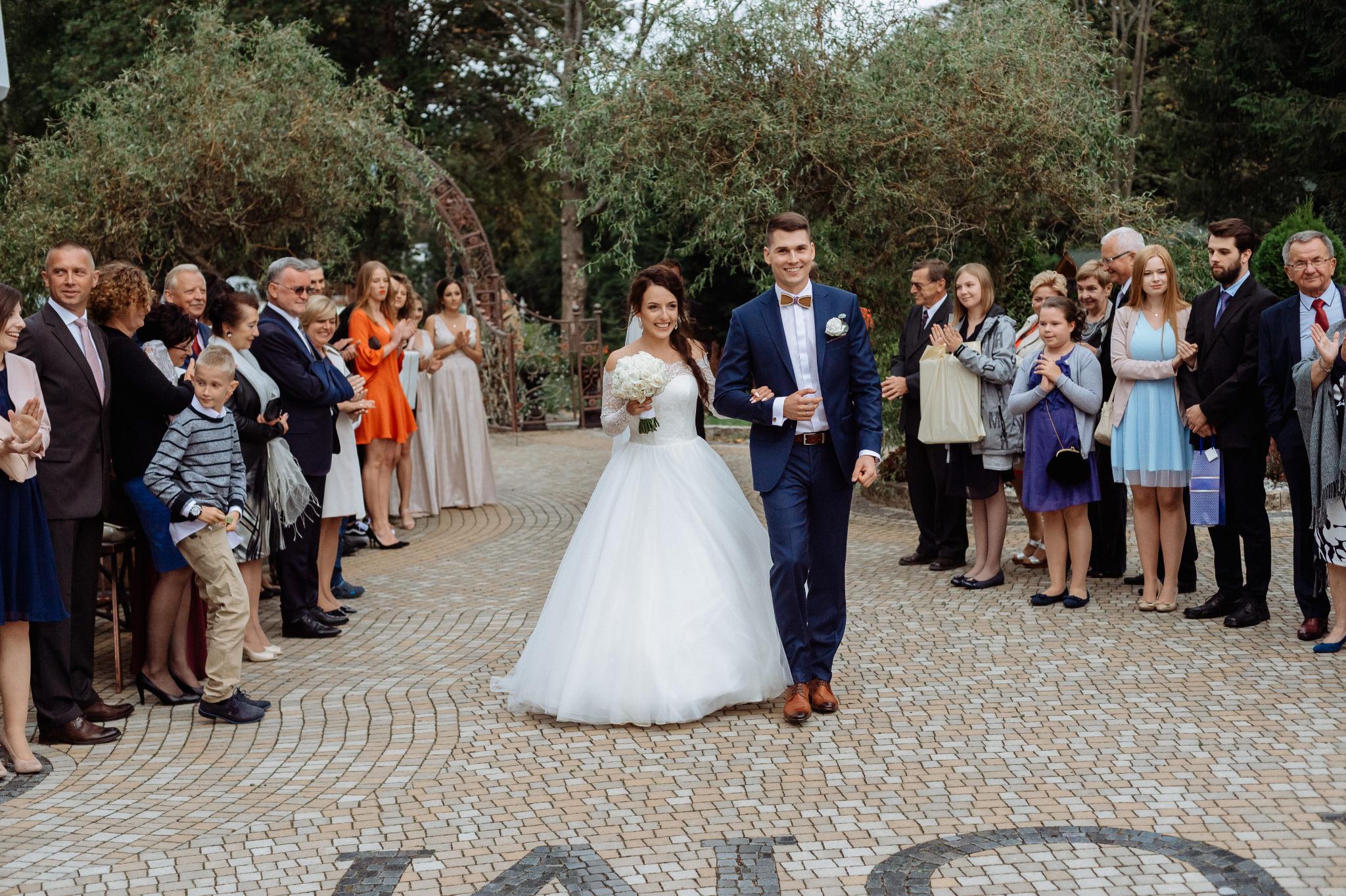 Joanna i Emil | przyjęcie ślubne w Hotelu Atrium 39