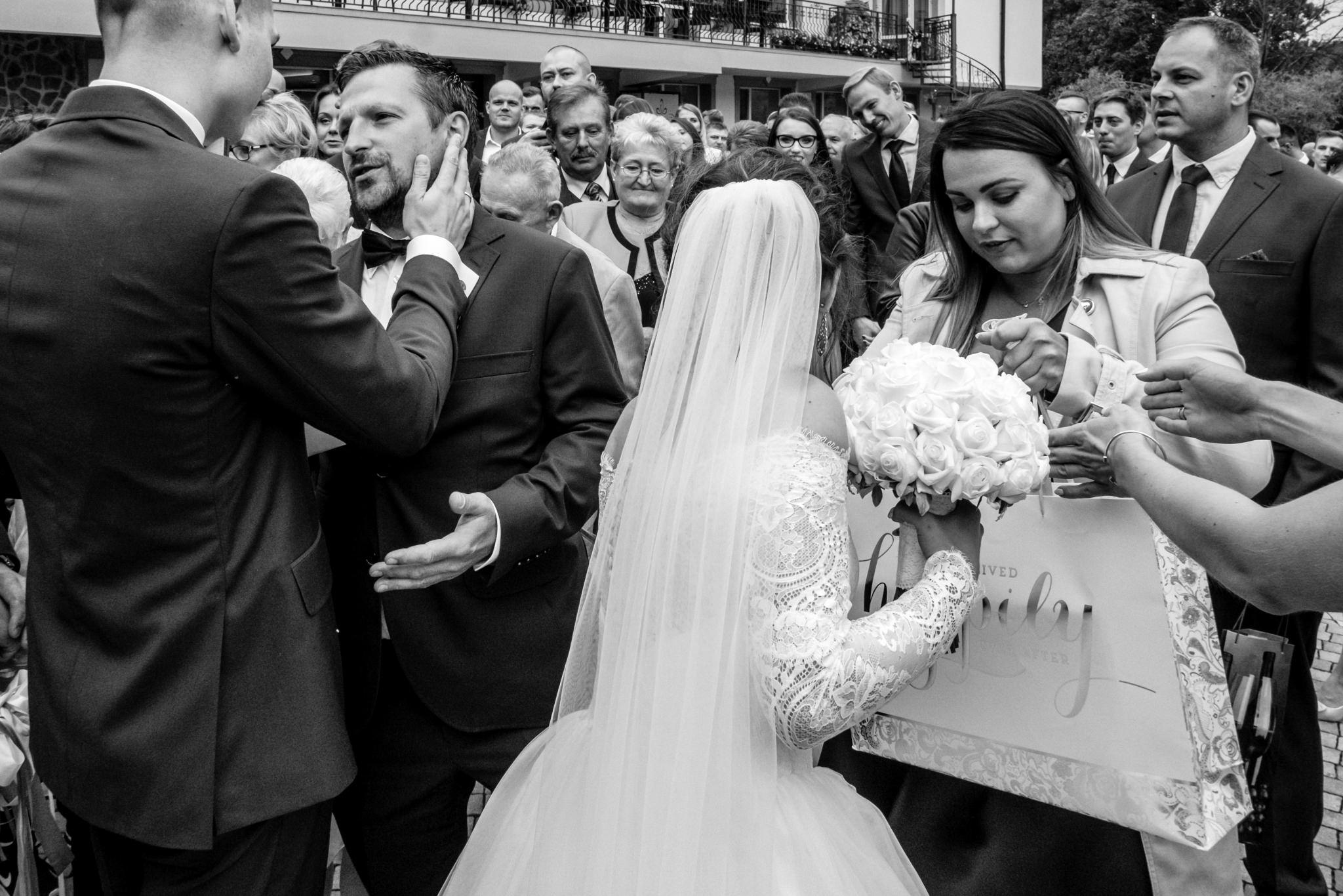 Joanna i Emil | przyjęcie ślubne w Hotelu Atrium 41