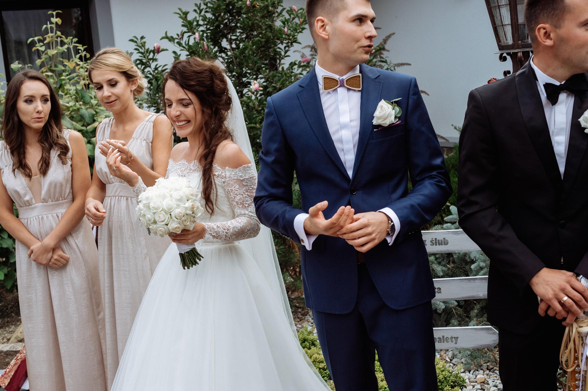 Joanna i Emil | przyjęcie ślubne w Hotelu Atrium 45
