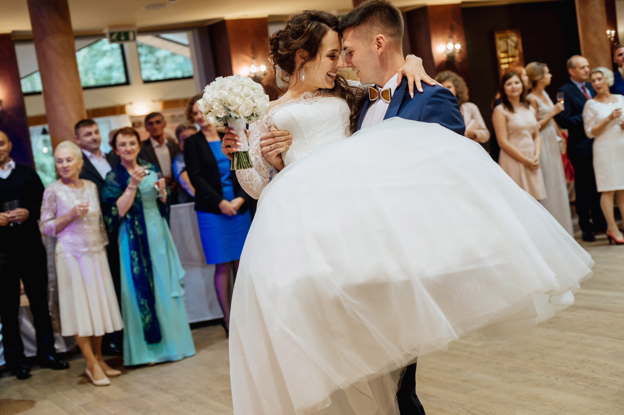 Joanna i Emil | przyjęcie ślubne w Hotelu Atrium 46