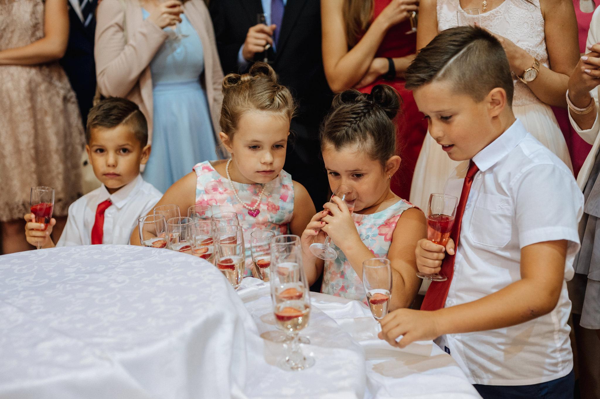 Joanna i Emil | przyjęcie ślubne w Hotelu Atrium 47
