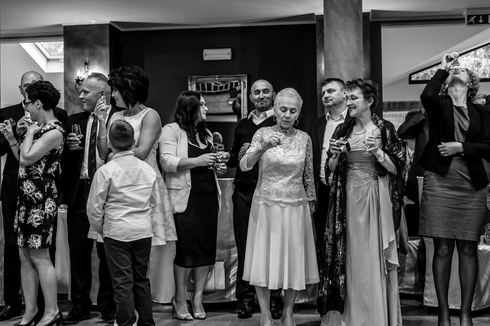 Joanna i Emil | przyjęcie ślubne w Hotelu Atrium 48