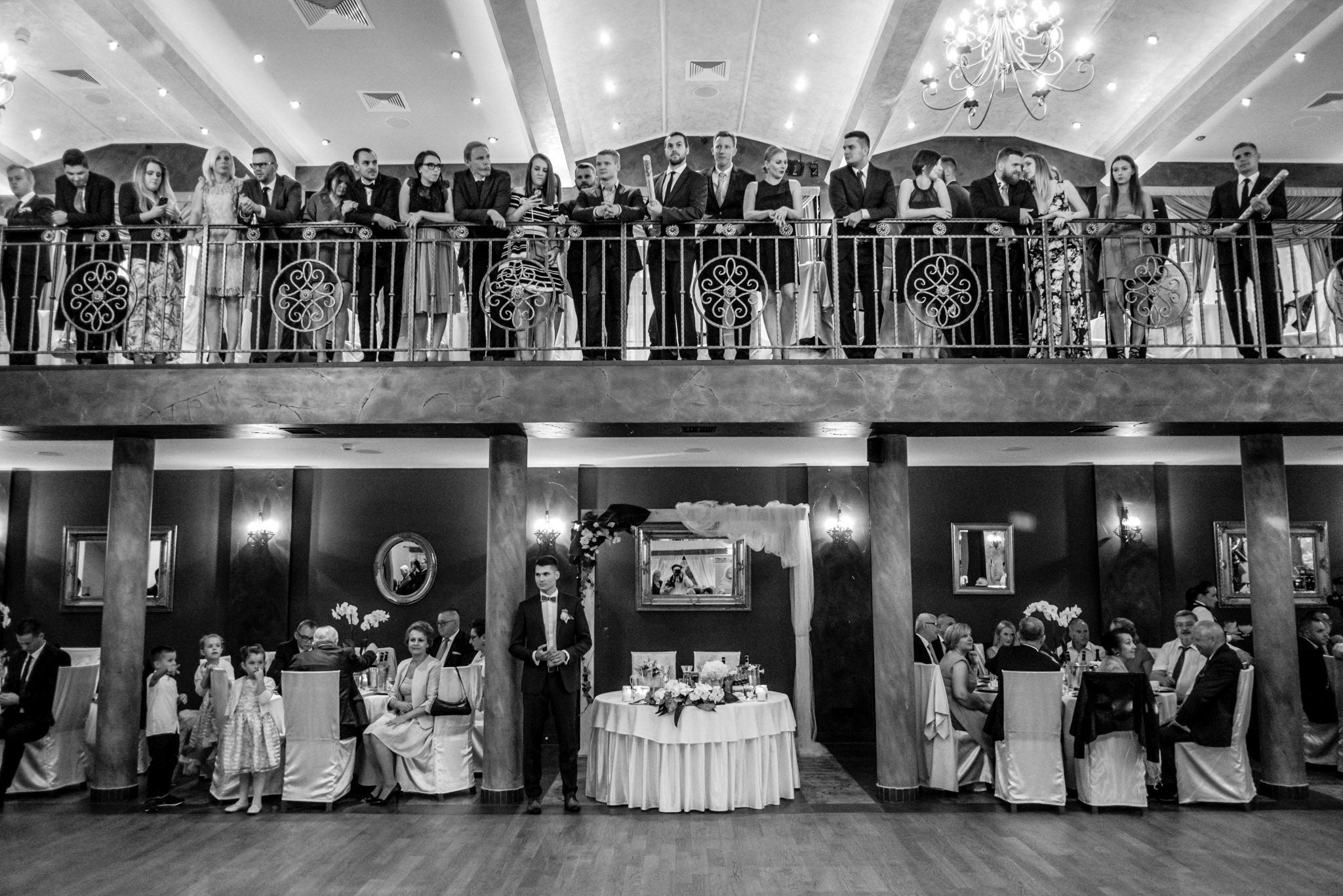 Joanna i Emil | przyjęcie ślubne w Hotelu Atrium 52