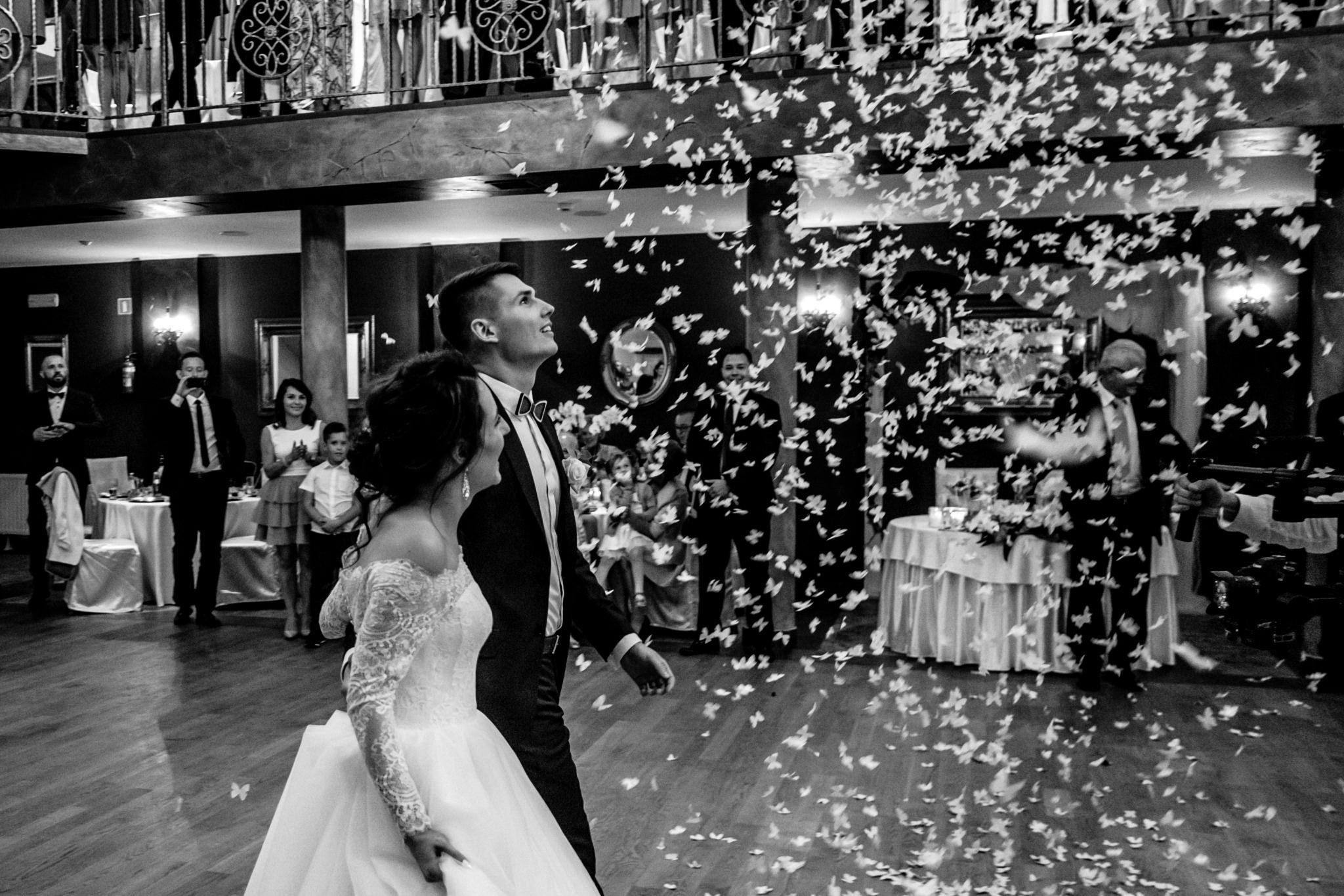 Joanna i Emil | przyjęcie ślubne w Hotelu Atrium 54