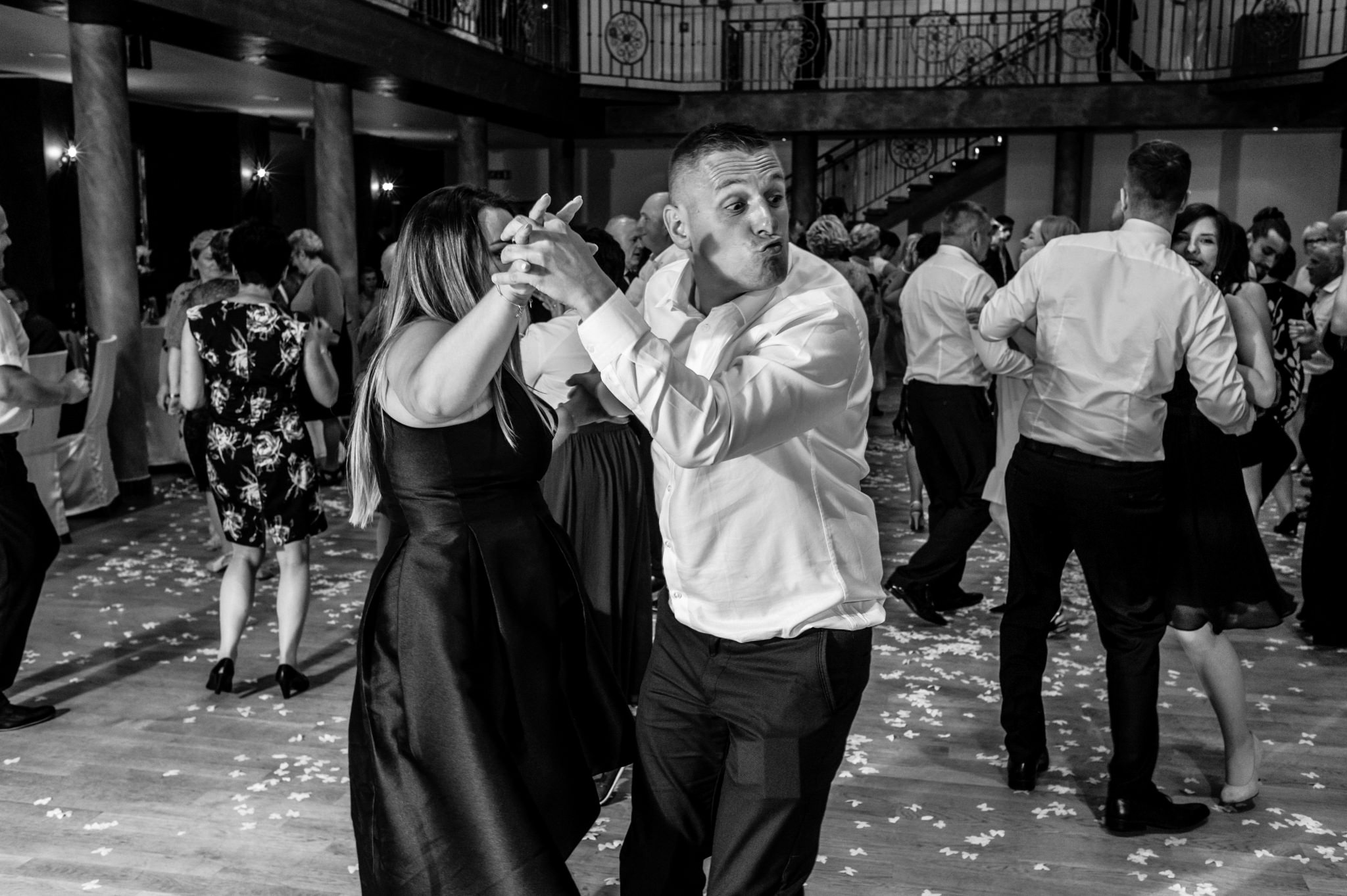 Joanna i Emil | przyjęcie ślubne w Hotelu Atrium 56