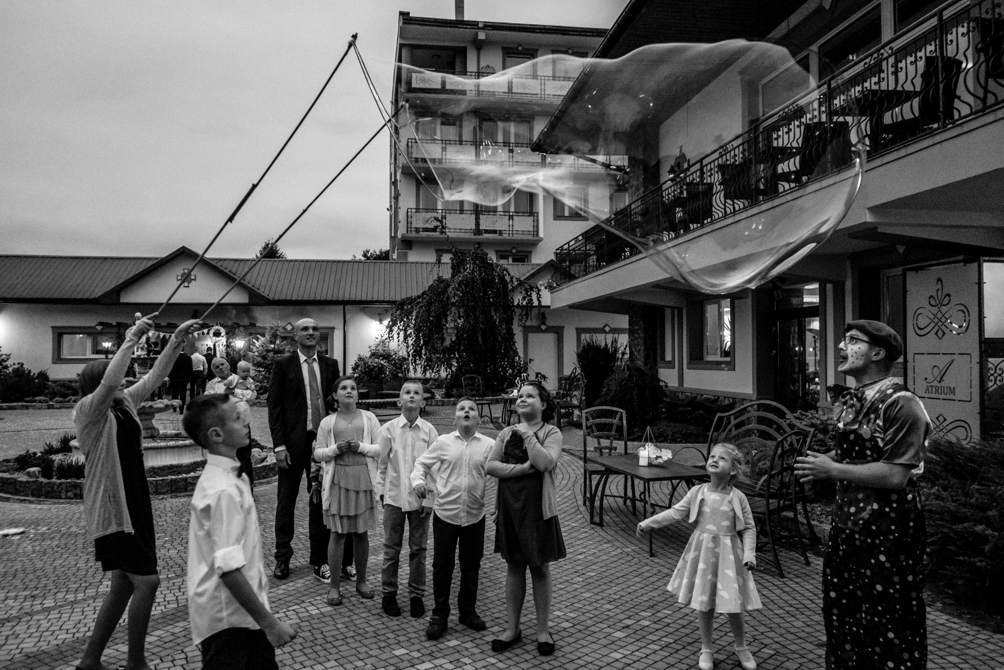 Joanna i Emil | przyjęcie ślubne w Hotelu Atrium 57