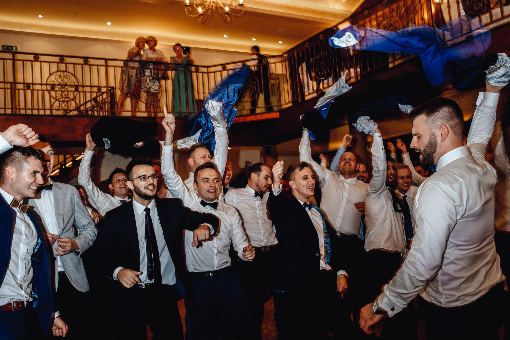 Joanna i Emil | przyjęcie ślubne w Hotelu Atrium 63
