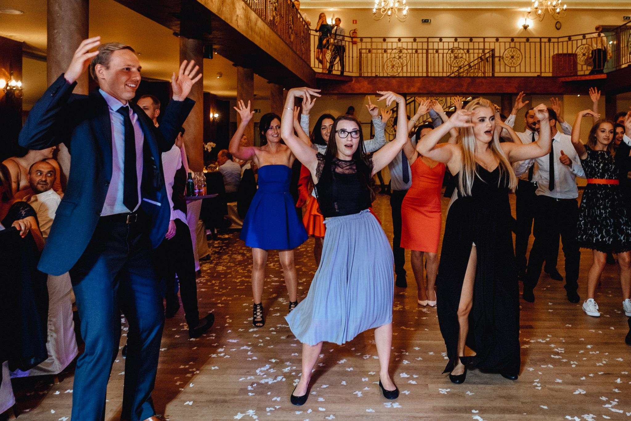 Joanna i Emil | przyjęcie ślubne w Hotelu Atrium 66