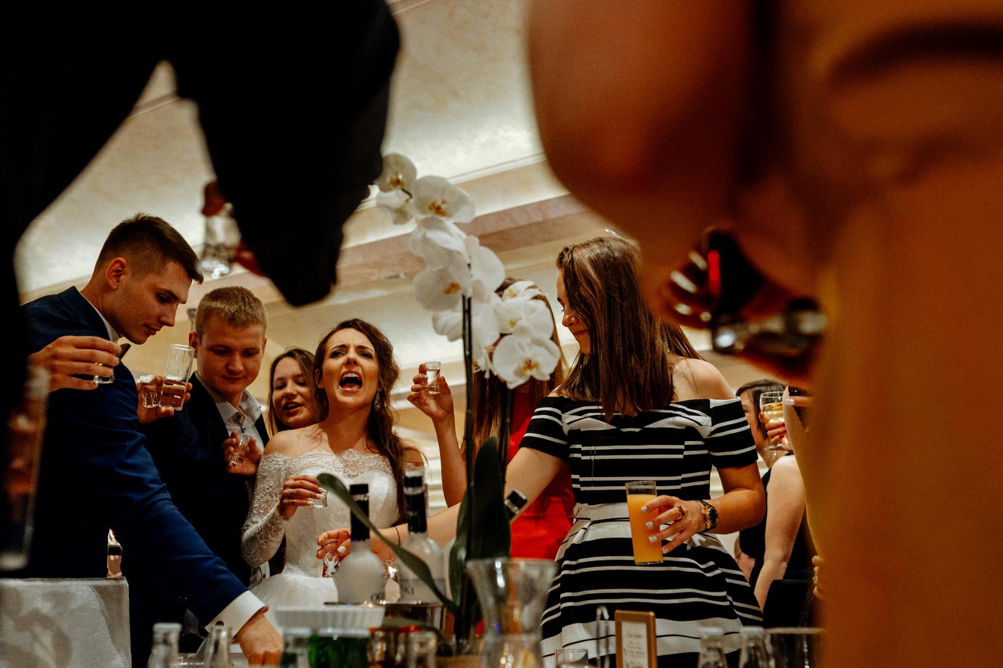Joanna i Emil | przyjęcie ślubne w Hotelu Atrium 67