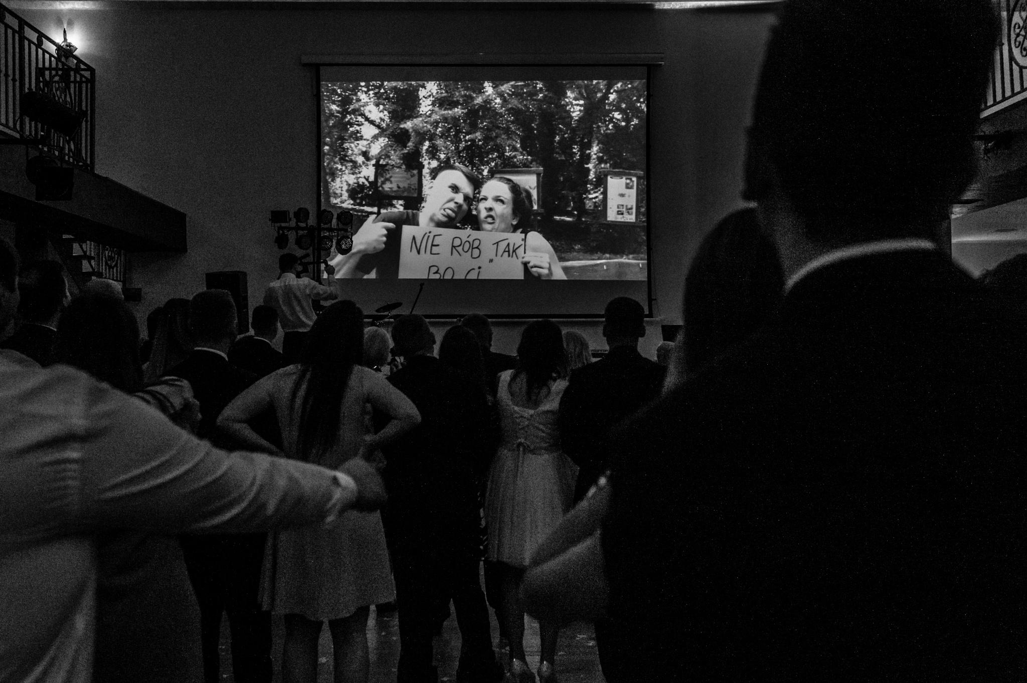 Joanna i Emil | przyjęcie ślubne w Hotelu Atrium 68