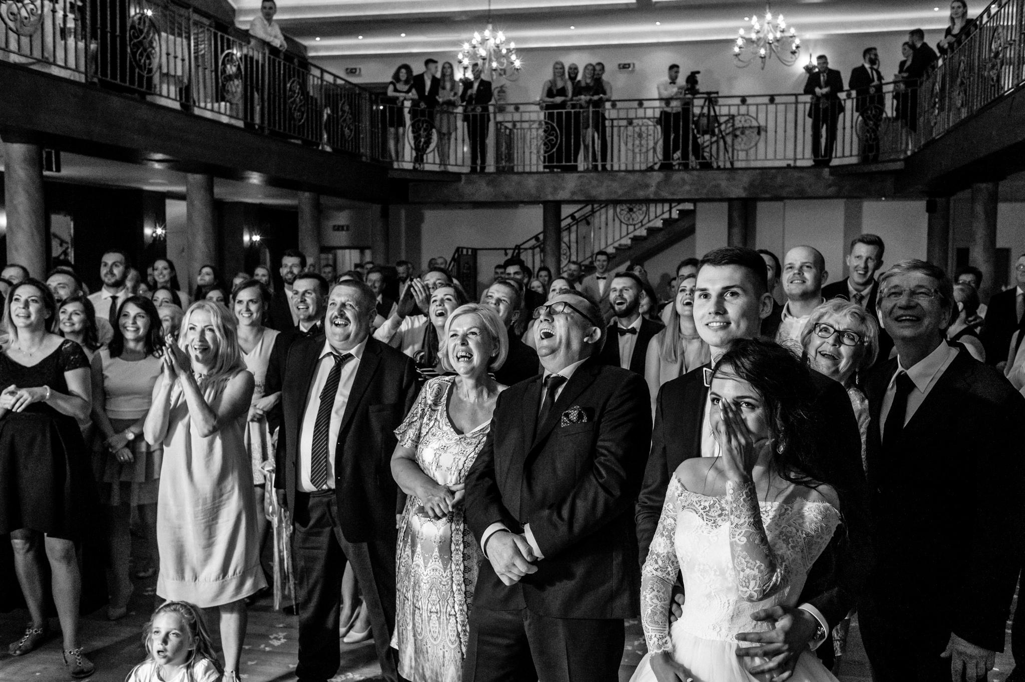 Joanna i Emil | przyjęcie ślubne w Hotelu Atrium 69