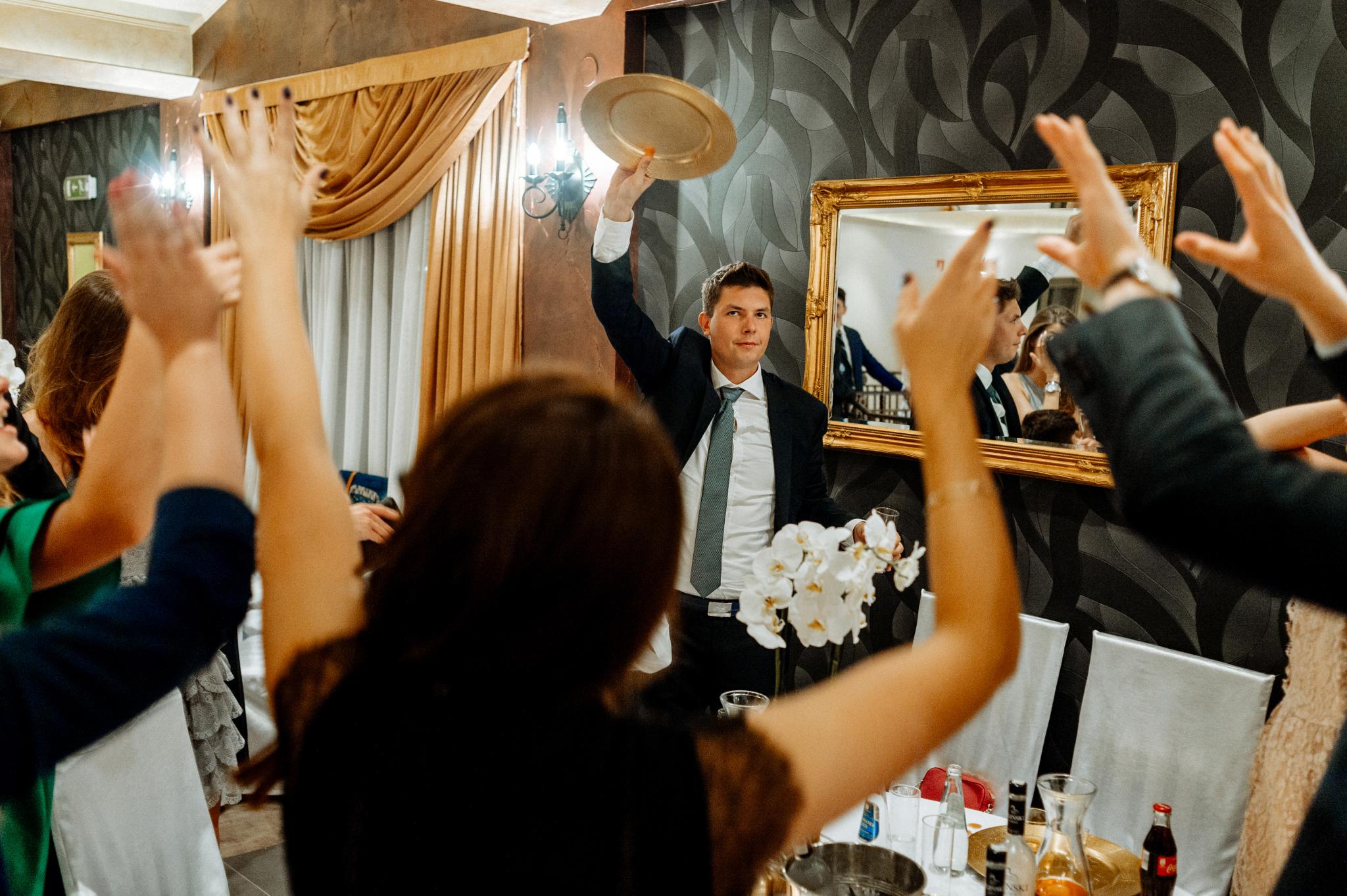 Joanna i Emil | przyjęcie ślubne w Hotelu Atrium 70