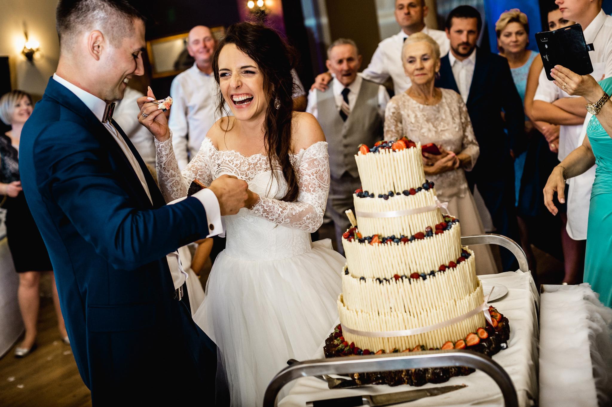 Joanna i Emil | przyjęcie ślubne w Hotelu Atrium 72