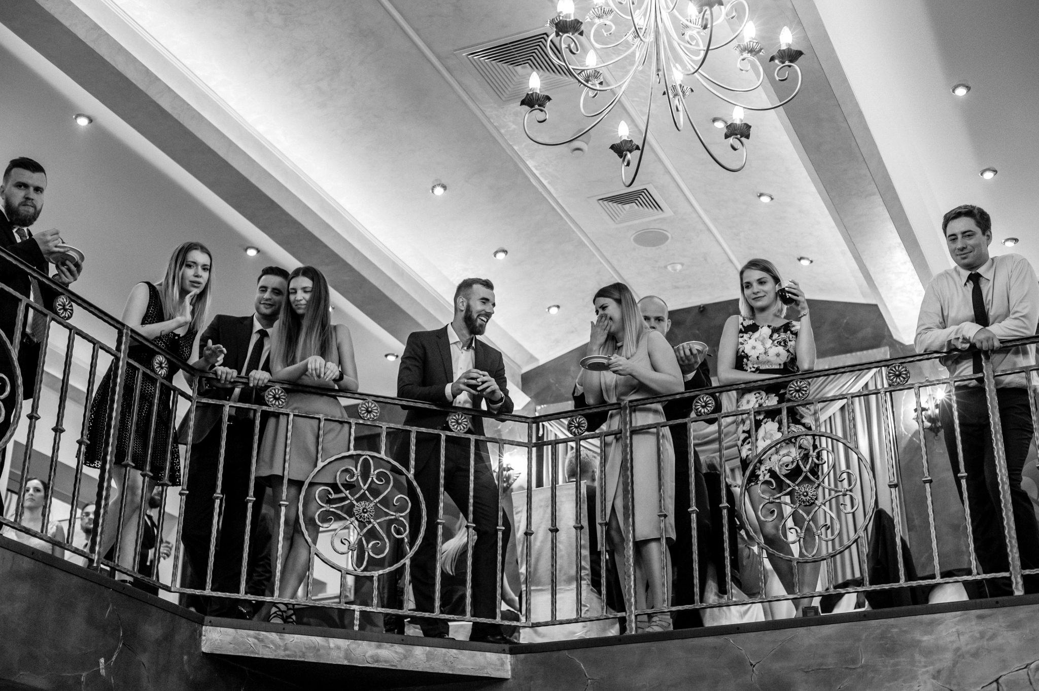Joanna i Emil | przyjęcie ślubne w Hotelu Atrium 75