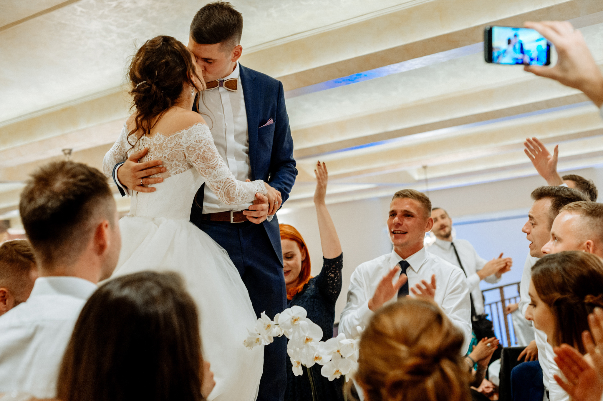 Joanna i Emil | przyjęcie ślubne w Hotelu Atrium 76