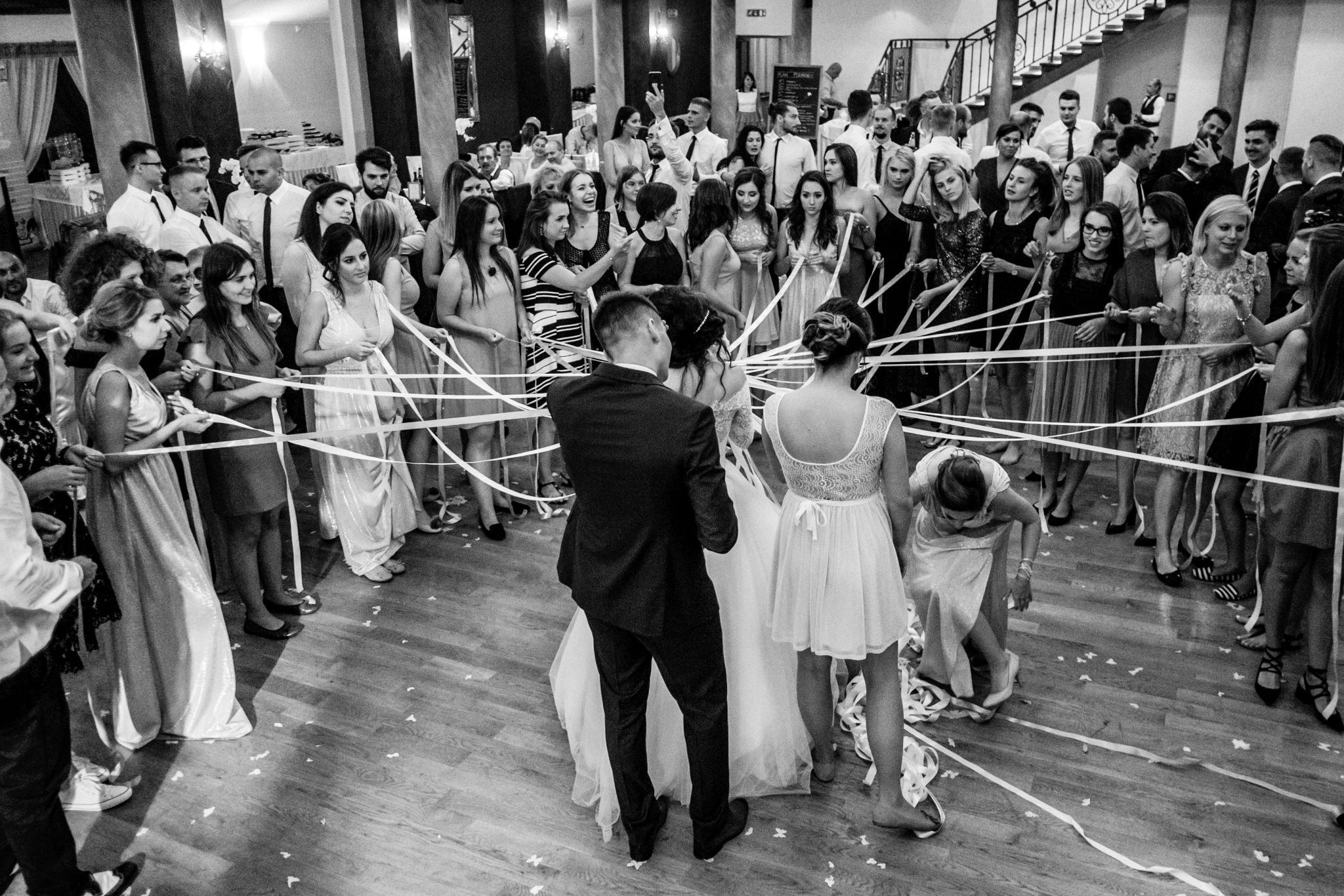 Joanna i Emil | przyjęcie ślubne w Hotelu Atrium 77