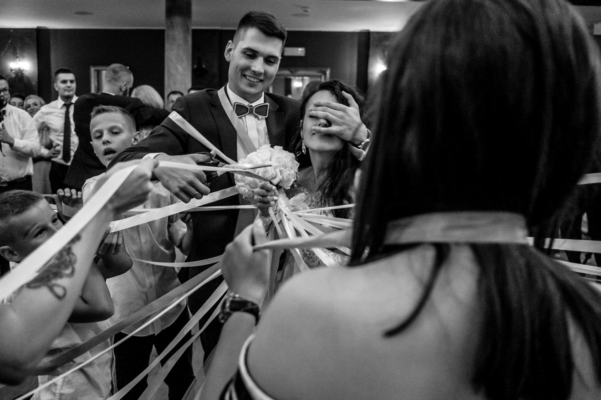 Joanna i Emil | przyjęcie ślubne w Hotelu Atrium 78