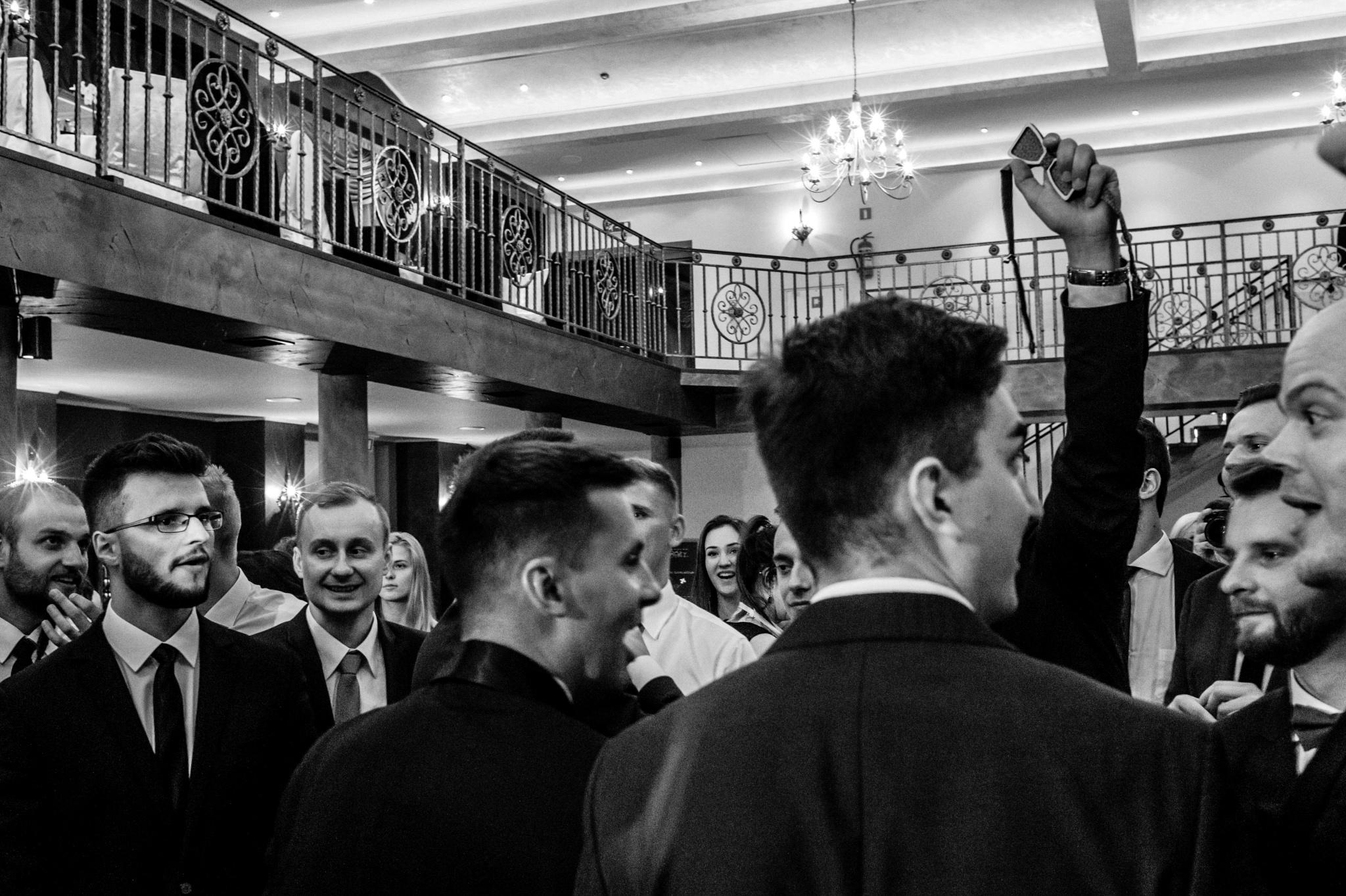 Joanna i Emil | przyjęcie ślubne w Hotelu Atrium 80