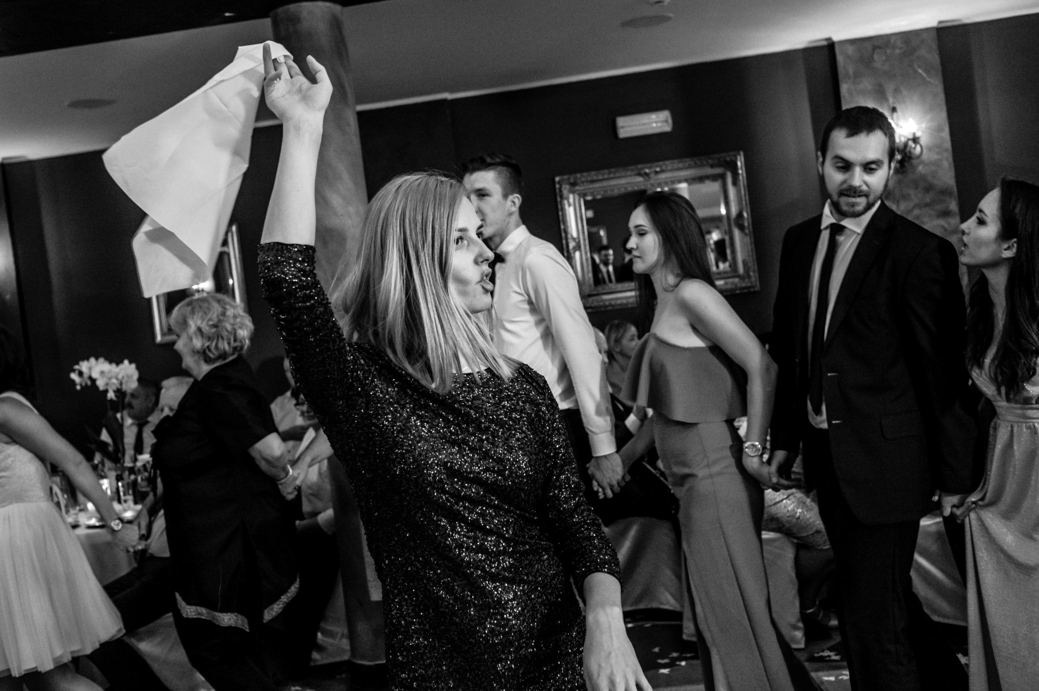Joanna i Emil | przyjęcie ślubne w Hotelu Atrium 81
