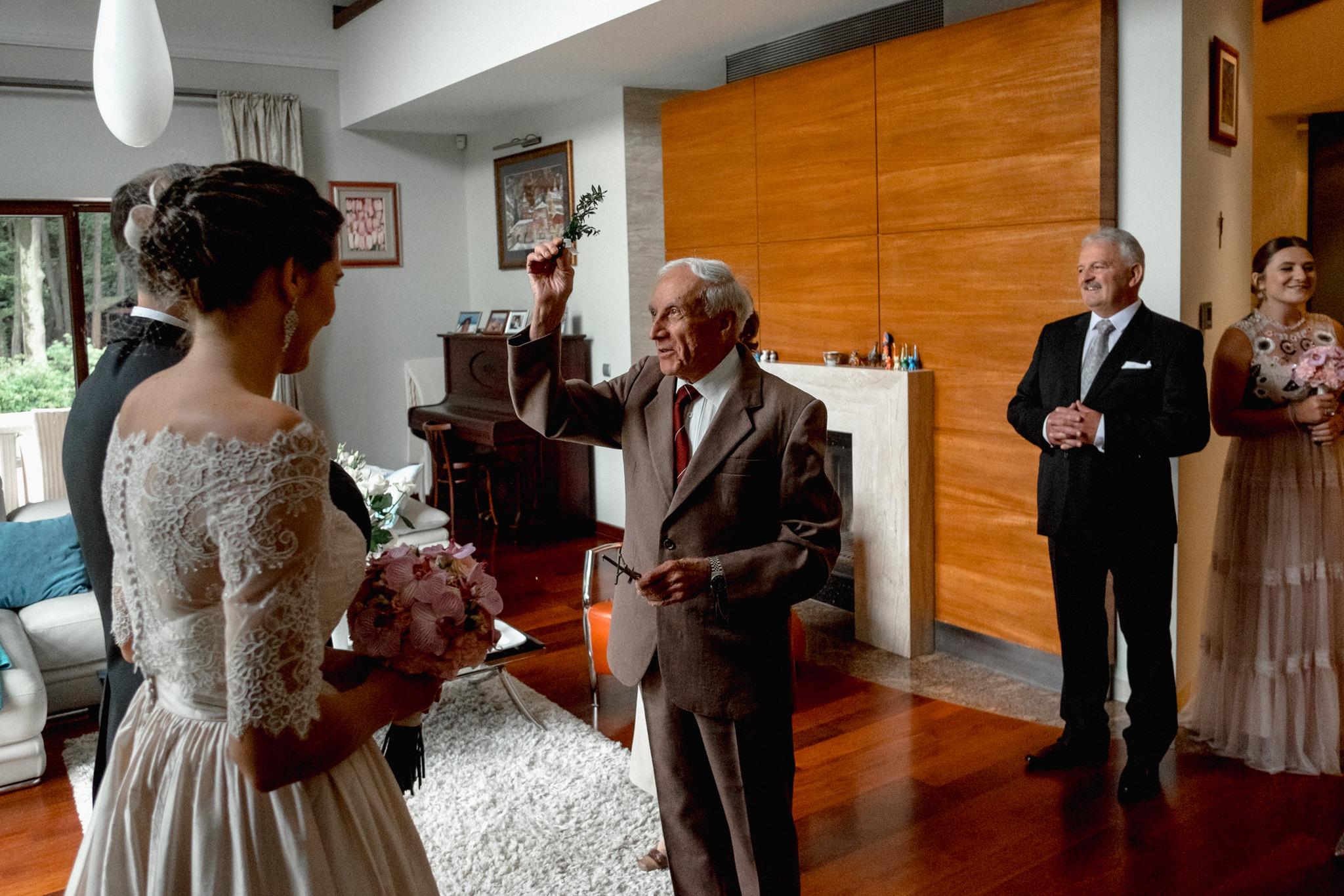 Wyjątkowe przyjęcie ślubne | XIX-wieczny Dwór w Tomaszowicach 7