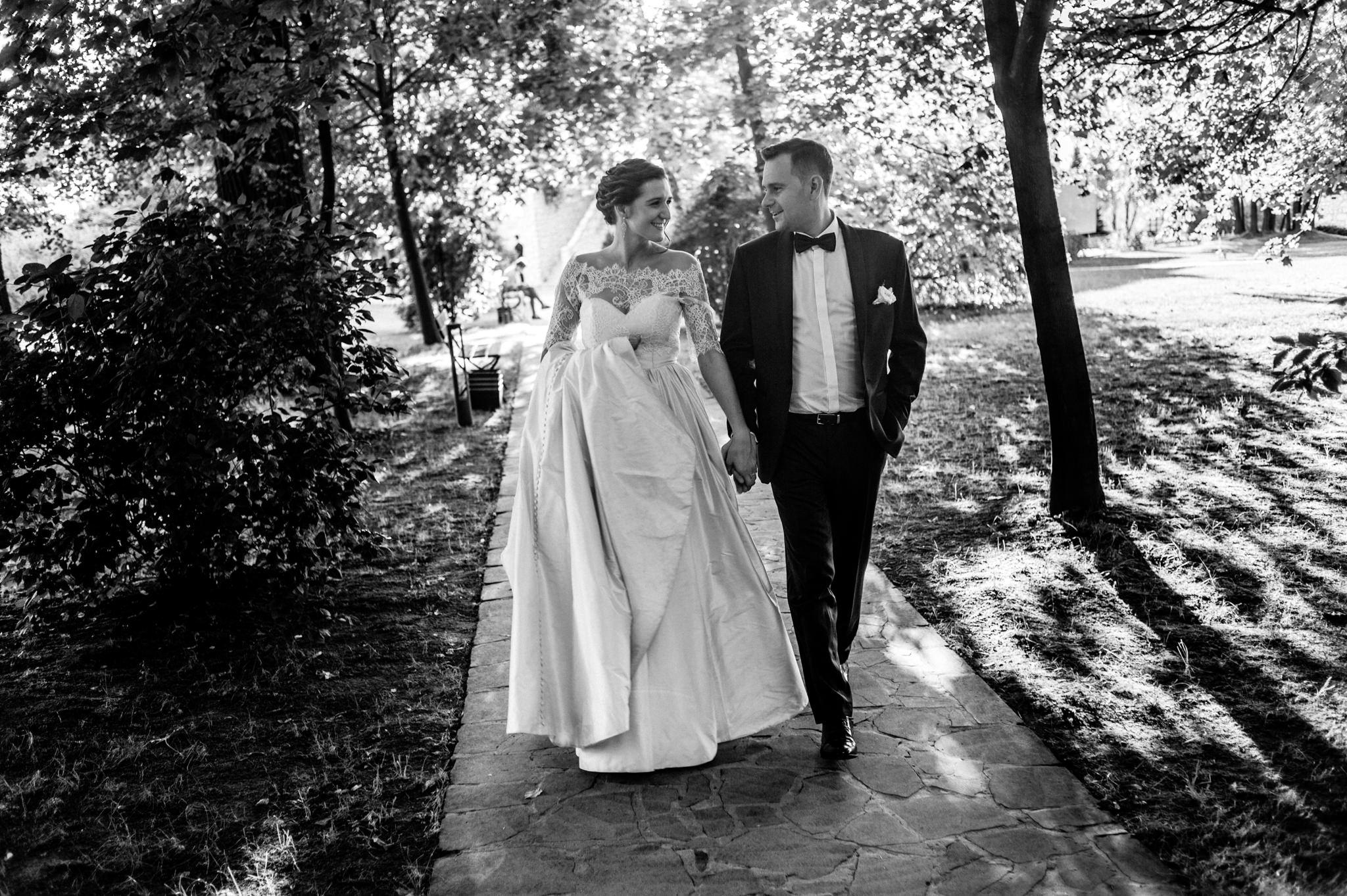 Wyjątkowe przyjęcie ślubne | XIX-wieczny Dwór w Tomaszowicach 44