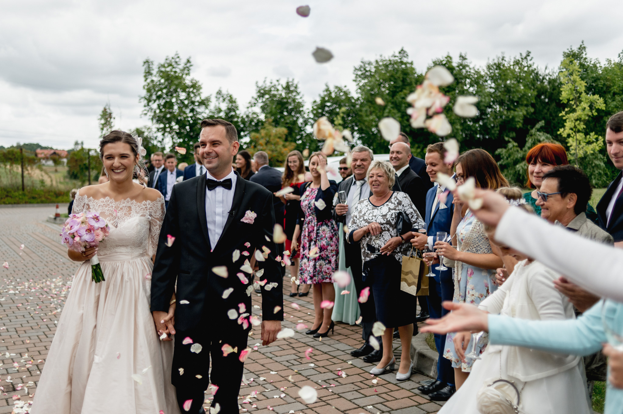 Wyjątkowe przyjęcie ślubne | XIX-wieczny Dwór w Tomaszowicach 51