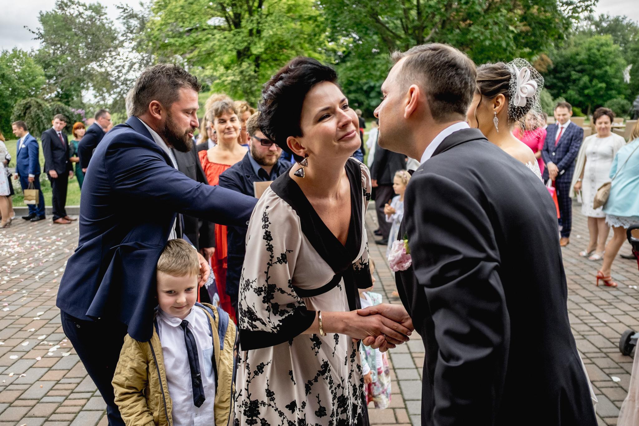 Wyjątkowe przyjęcie ślubne | XIX-wieczny Dwór w Tomaszowicach 56