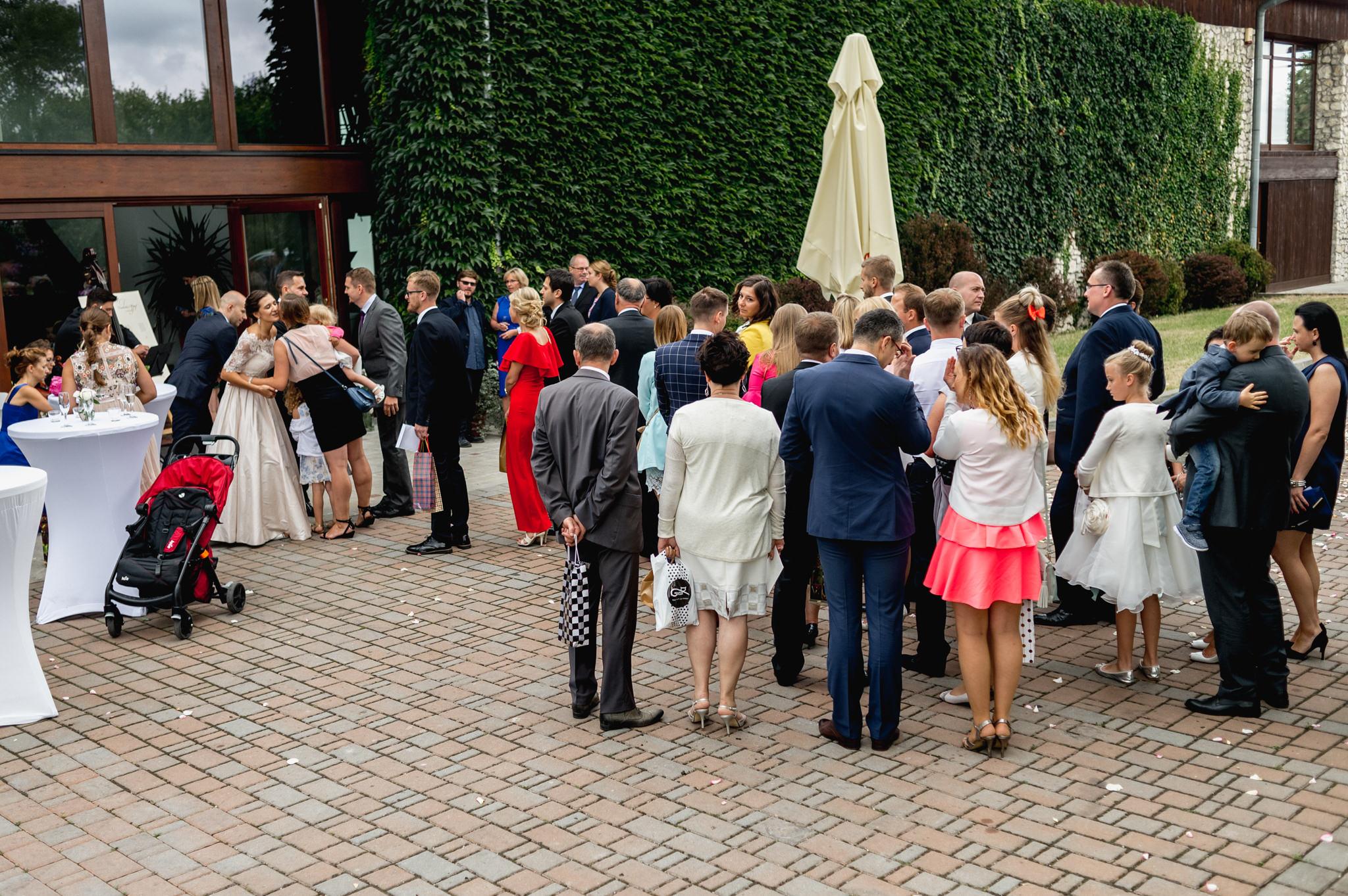 Wyjątkowe przyjęcie ślubne | XIX-wieczny Dwór w Tomaszowicach 59