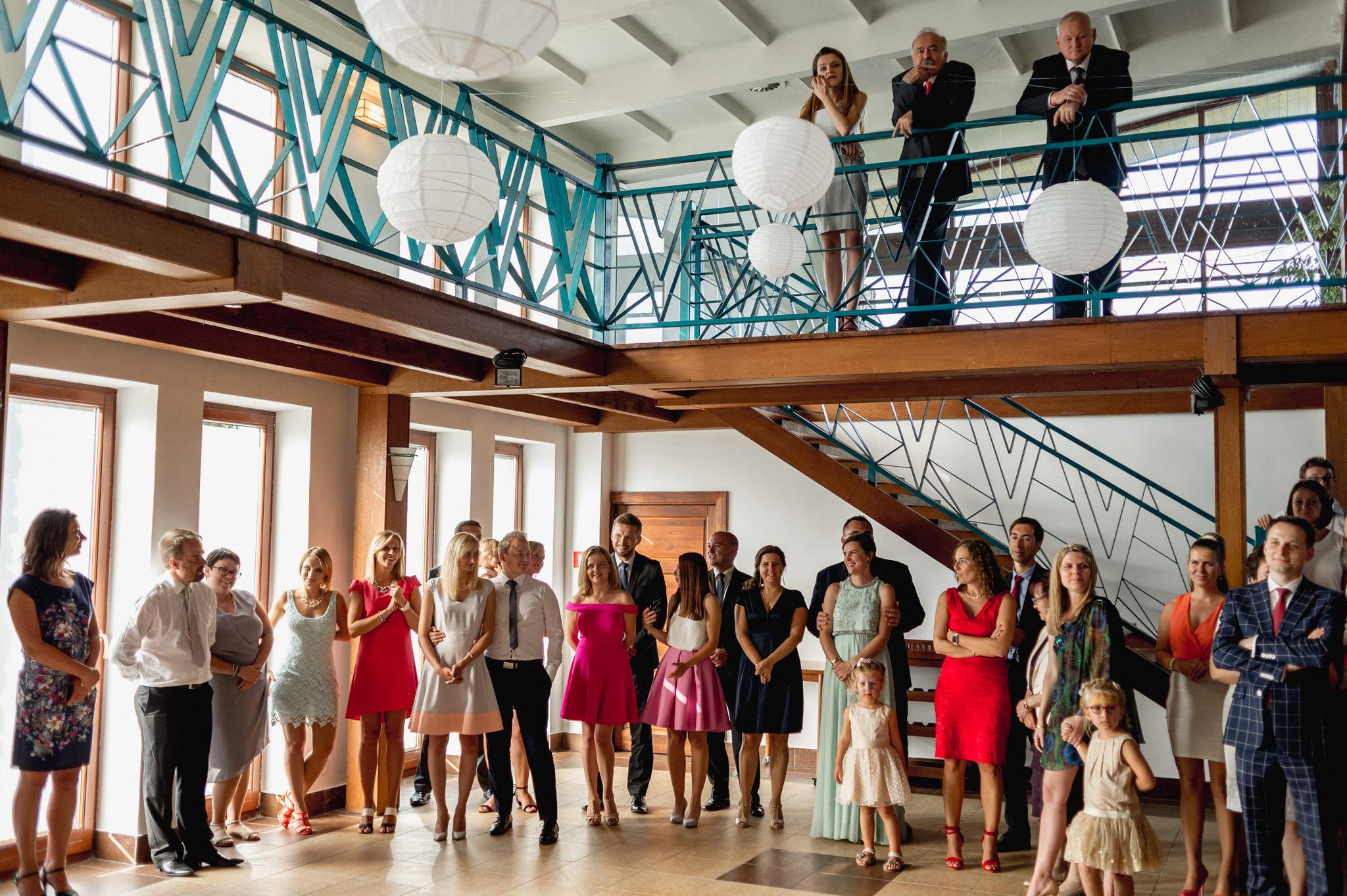 Wyjątkowe przyjęcie ślubne | XIX-wieczny Dwór w Tomaszowicach 73