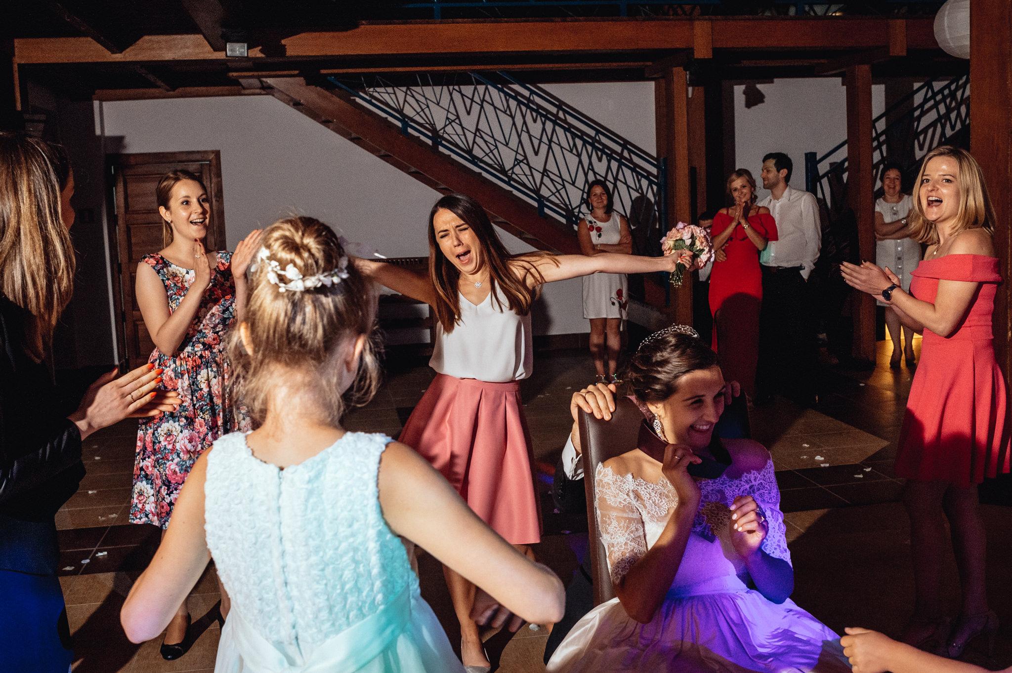 Wyjątkowe przyjęcie ślubne | XIX-wieczny Dwór w Tomaszowicach 99