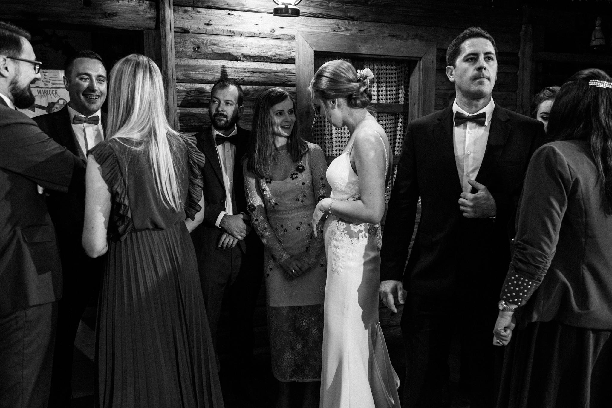 Przyjęcie Karoliny i Alana | Jaś Wędrowniczek w Rymanowie | Praca w duecie 93