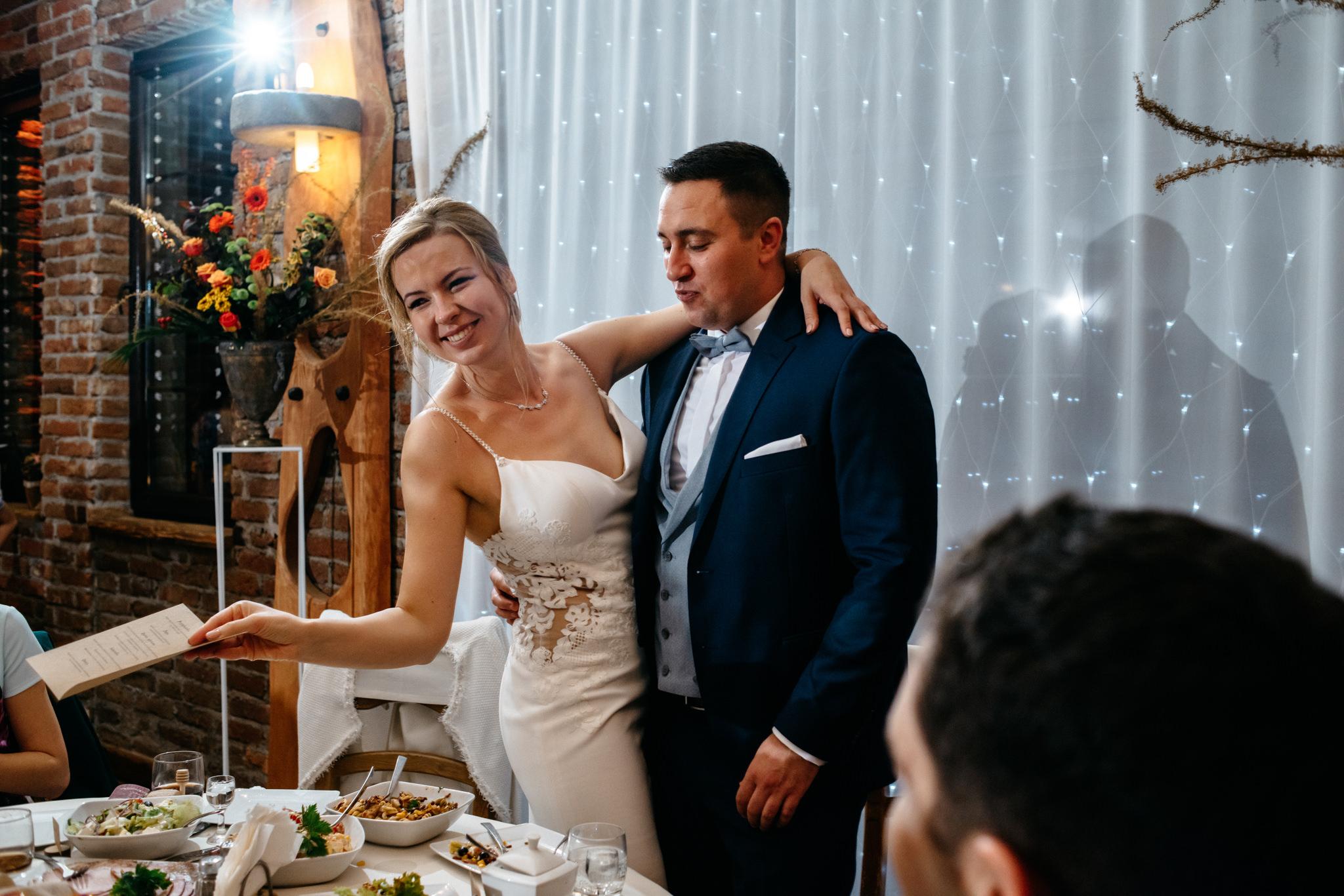 Przyjęcie Karoliny i Alana | Jaś Wędrowniczek w Rymanowie | Praca w duecie 104