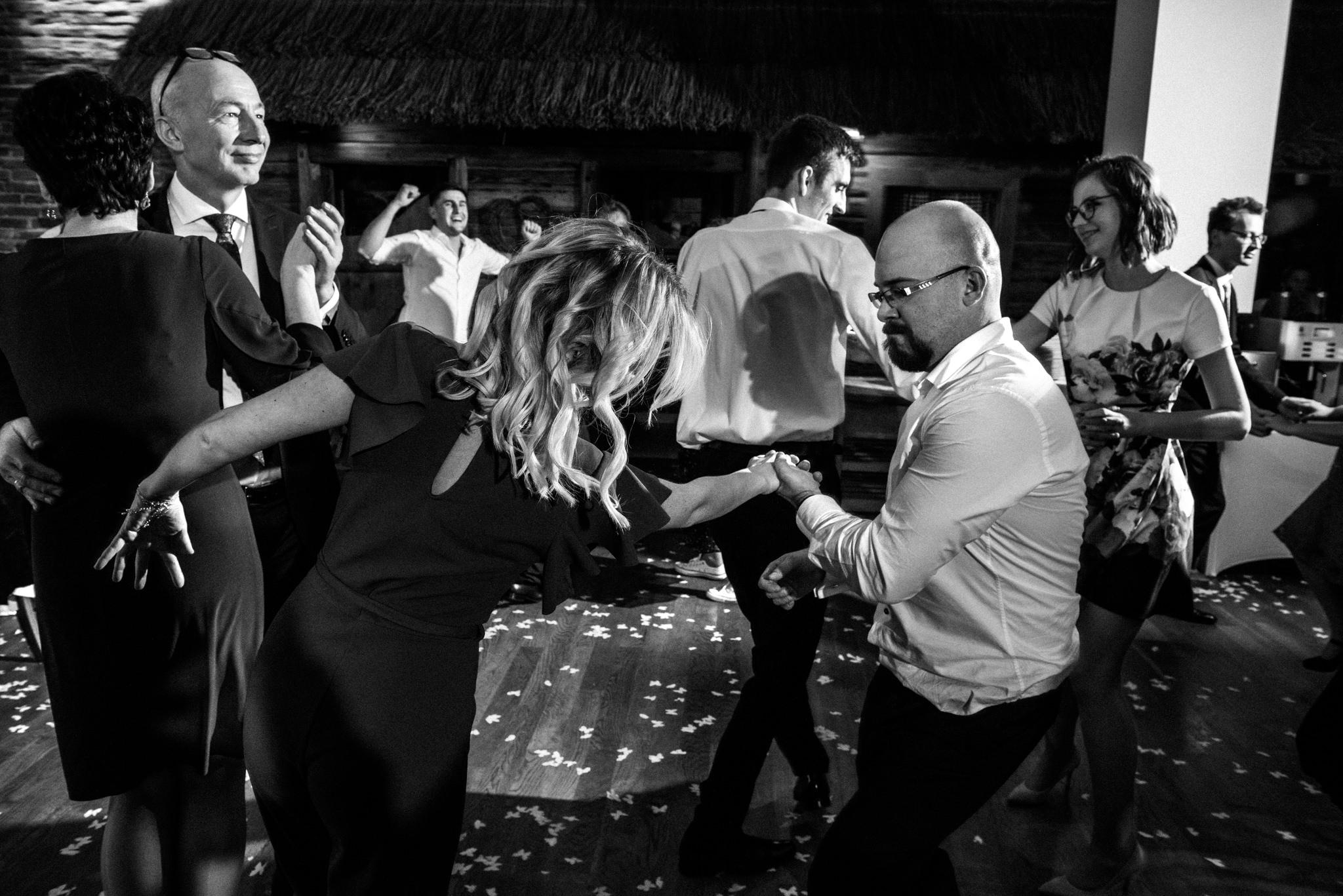 Przyjęcie Karoliny i Alana | Jaś Wędrowniczek w Rymanowie | Praca w duecie 112
