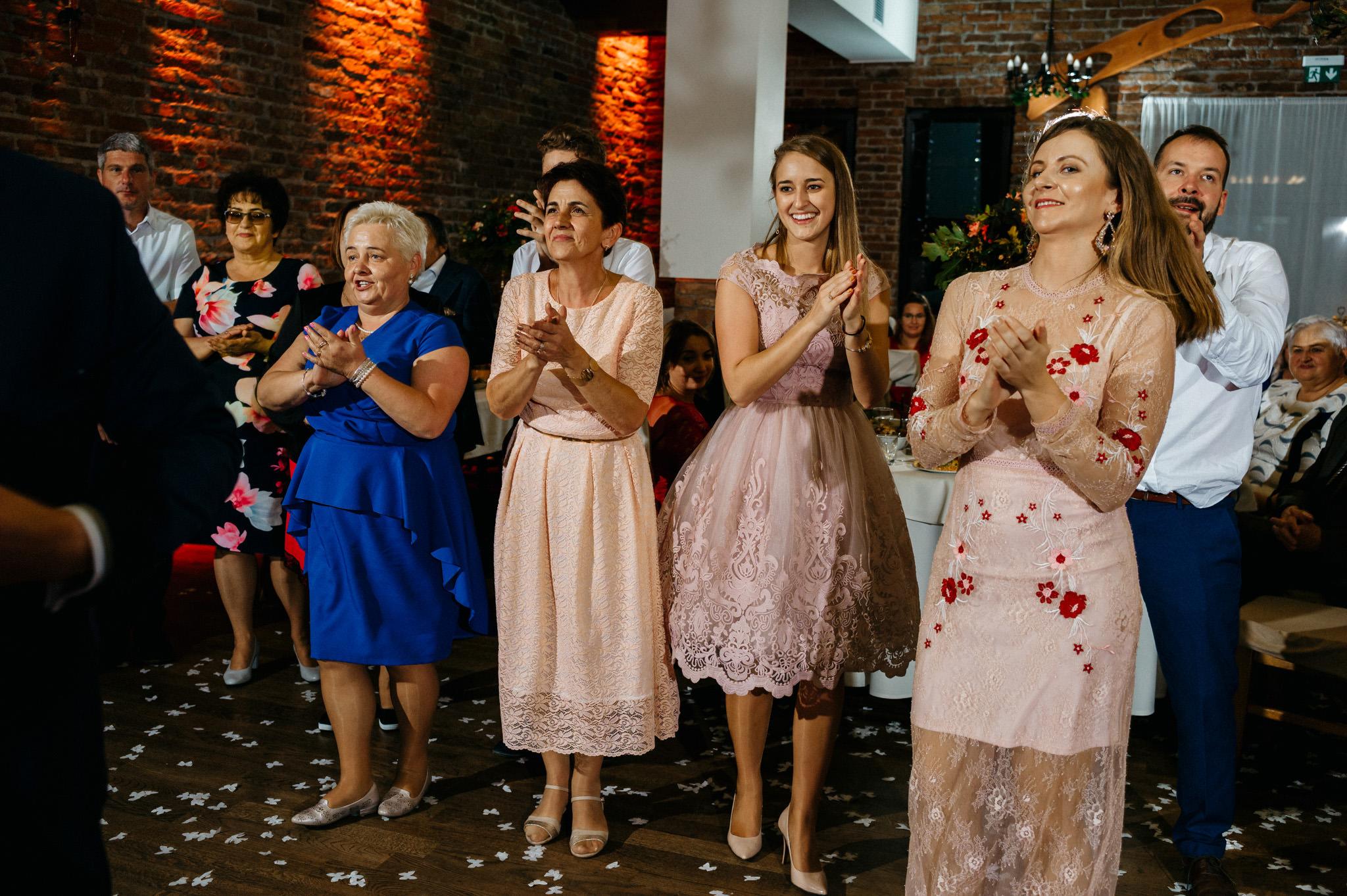 Przyjęcie Karoliny i Alana | Jaś Wędrowniczek w Rymanowie | Praca w duecie 119