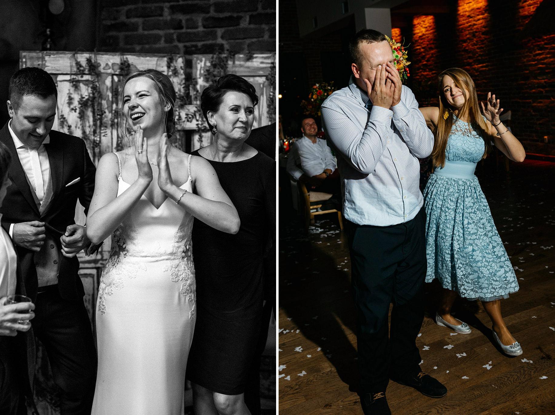 Przyjęcie Karoliny i Alana | Jaś Wędrowniczek w Rymanowie | Praca w duecie 143
