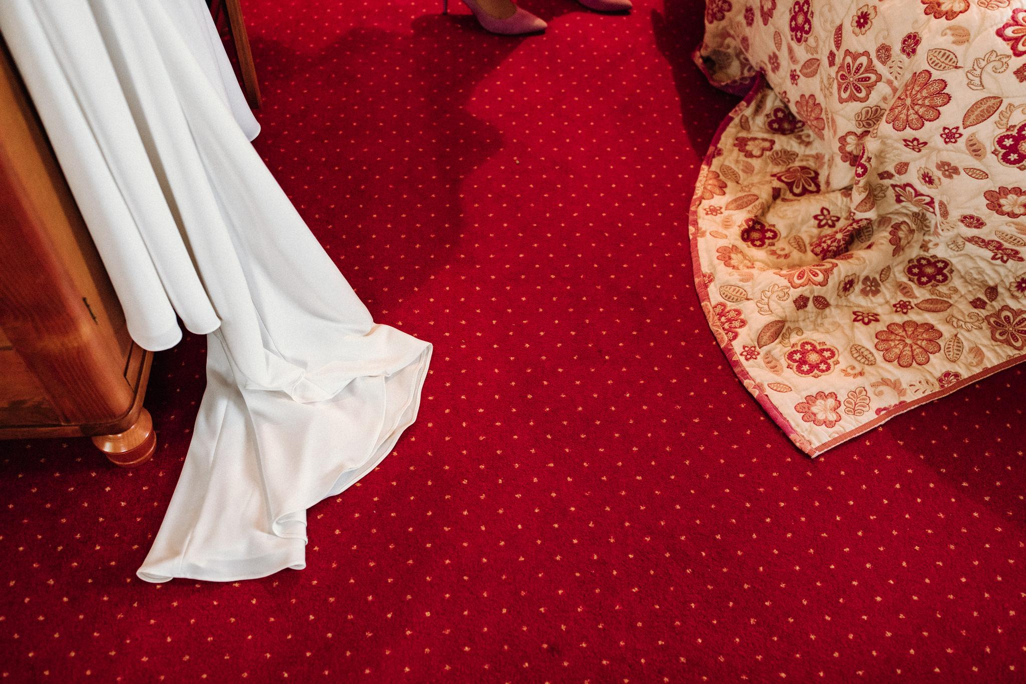 Przyjęcie Karoliny i Alana | Jaś Wędrowniczek w Rymanowie | Praca w duecie 14