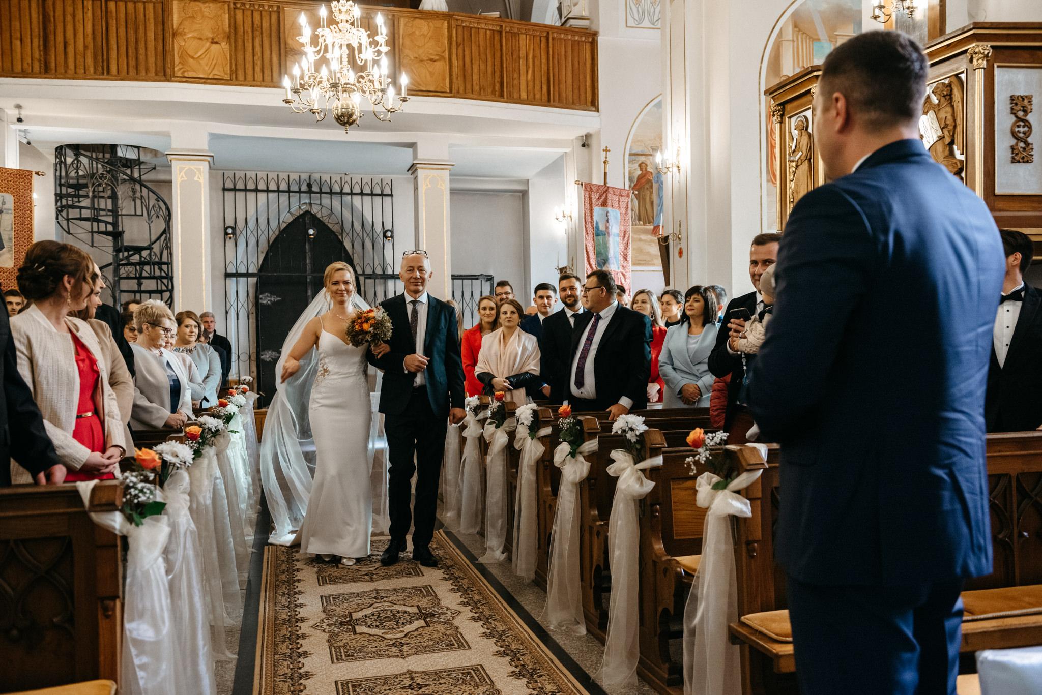 Przyjęcie Karoliny i Alana | Jaś Wędrowniczek w Rymanowie | Praca w duecie 35