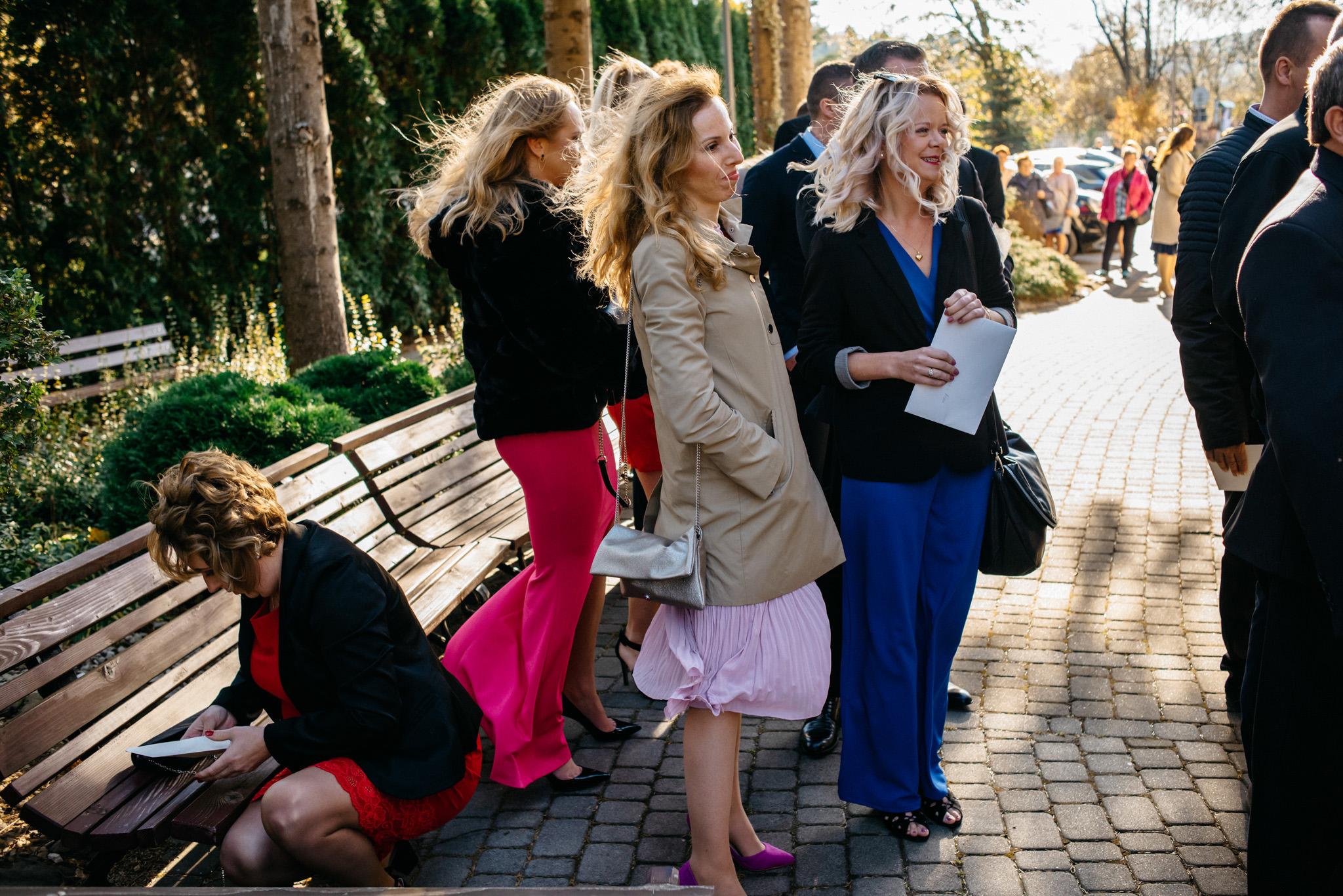 Przyjęcie Karoliny i Alana | Jaś Wędrowniczek w Rymanowie | Praca w duecie 52