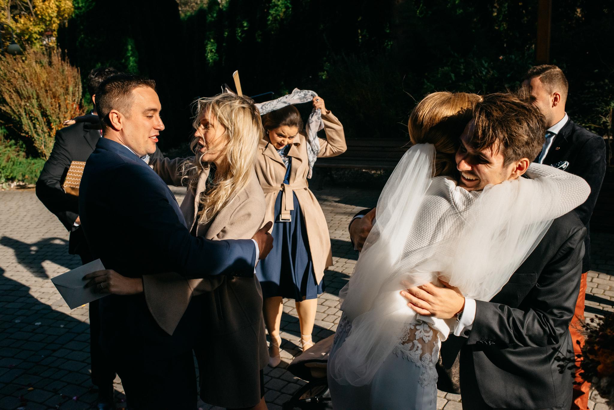 Przyjęcie Karoliny i Alana | Jaś Wędrowniczek w Rymanowie | Praca w duecie 60