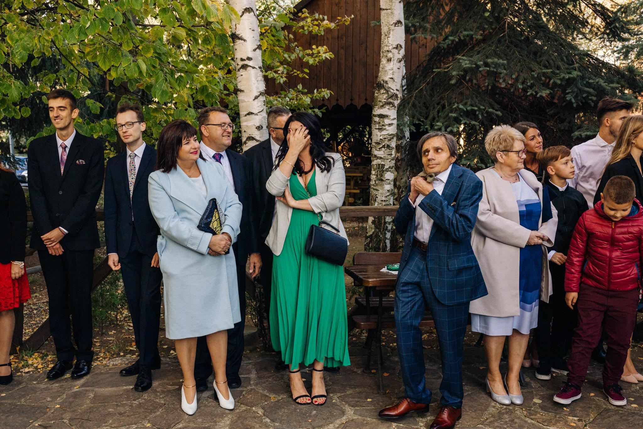 Przyjęcie Karoliny i Alana | Jaś Wędrowniczek w Rymanowie | Praca w duecie 65