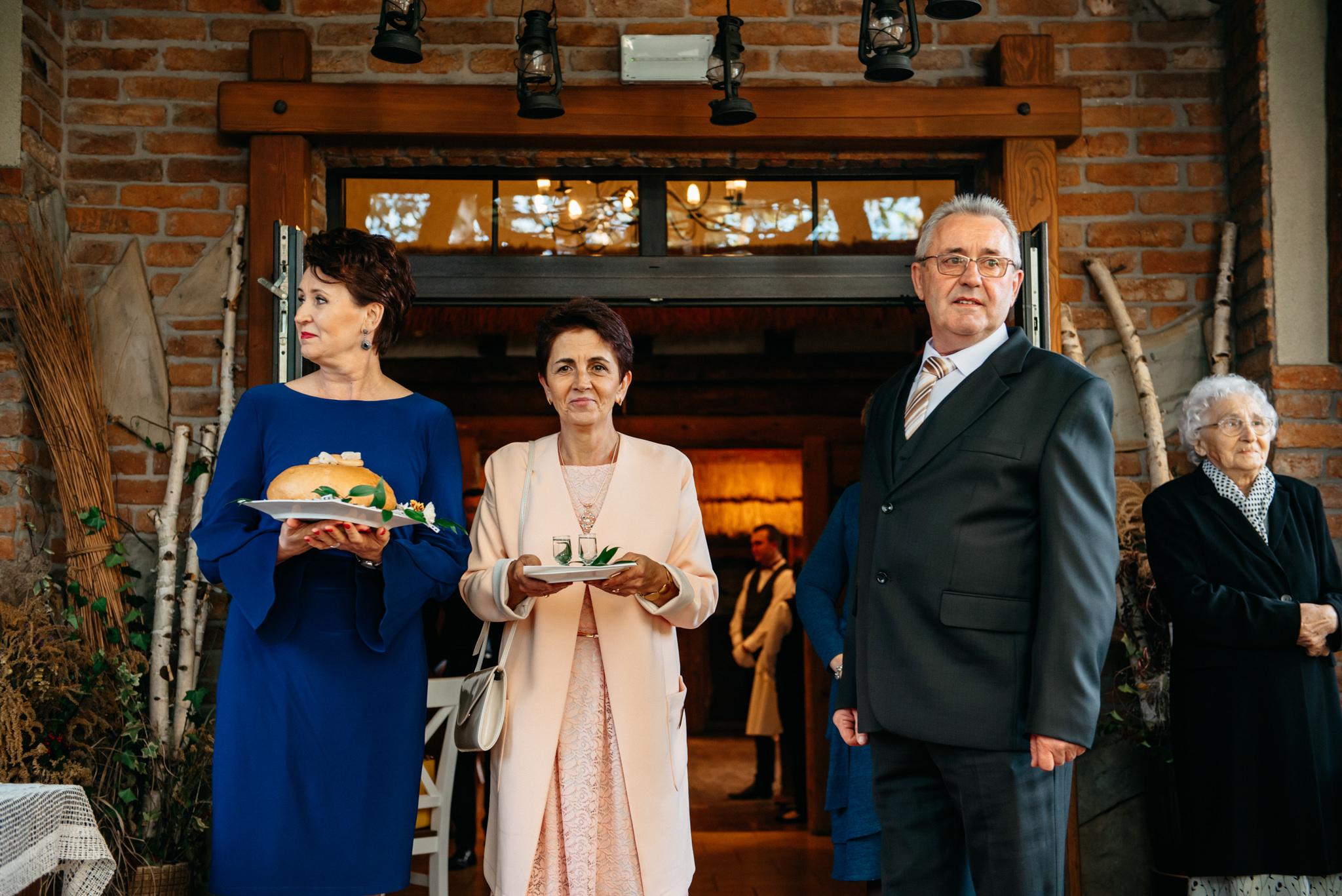 Przyjęcie Karoliny i Alana | Jaś Wędrowniczek w Rymanowie | Praca w duecie 72