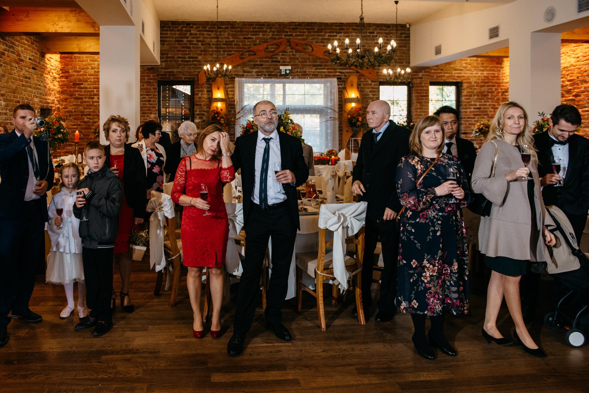 Przyjęcie Karoliny i Alana | Jaś Wędrowniczek w Rymanowie | Praca w duecie 79