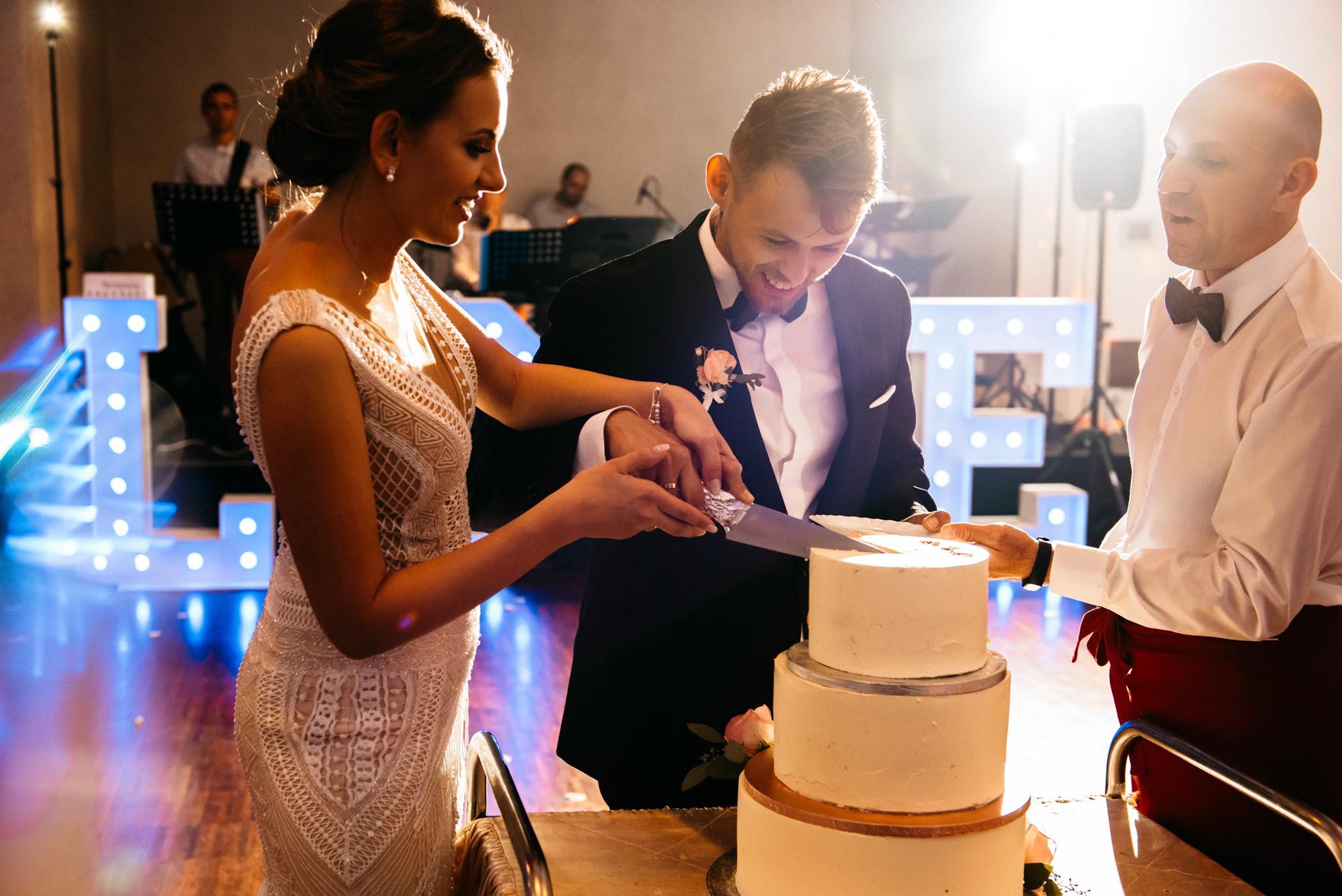 Iza i Dawid | Stylowy ślub z niesamowitą energią 85