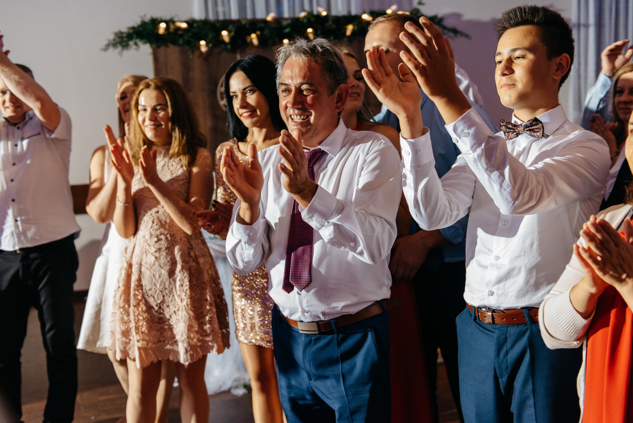 Iza i Dawid | Stylowy ślub z niesamowitą energią 86
