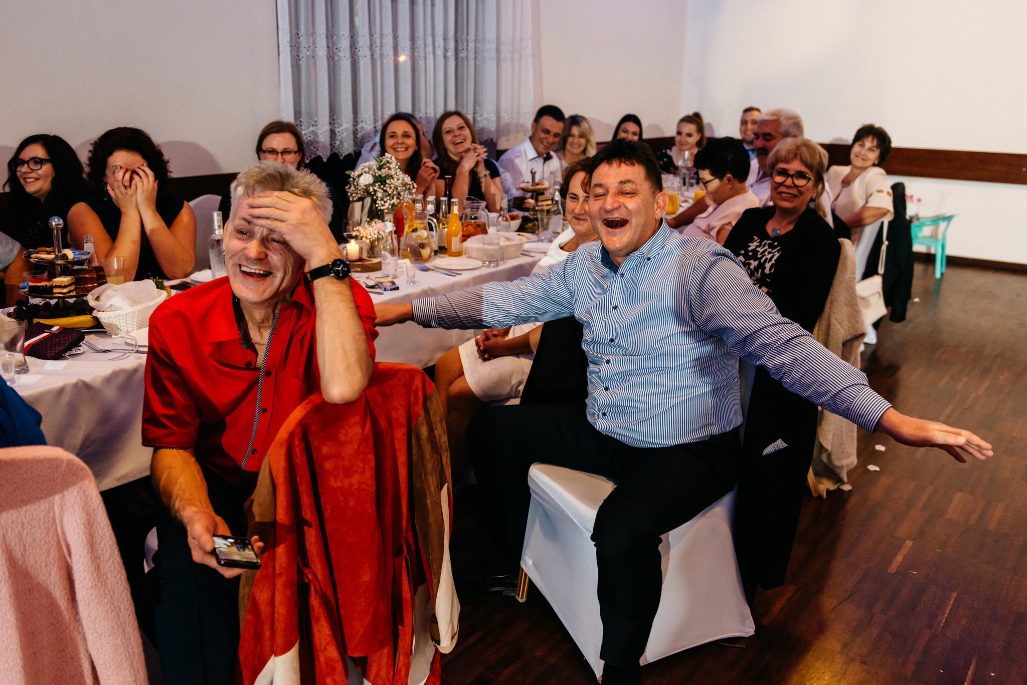 Iza i Dawid | Stylowy ślub z niesamowitą energią 96