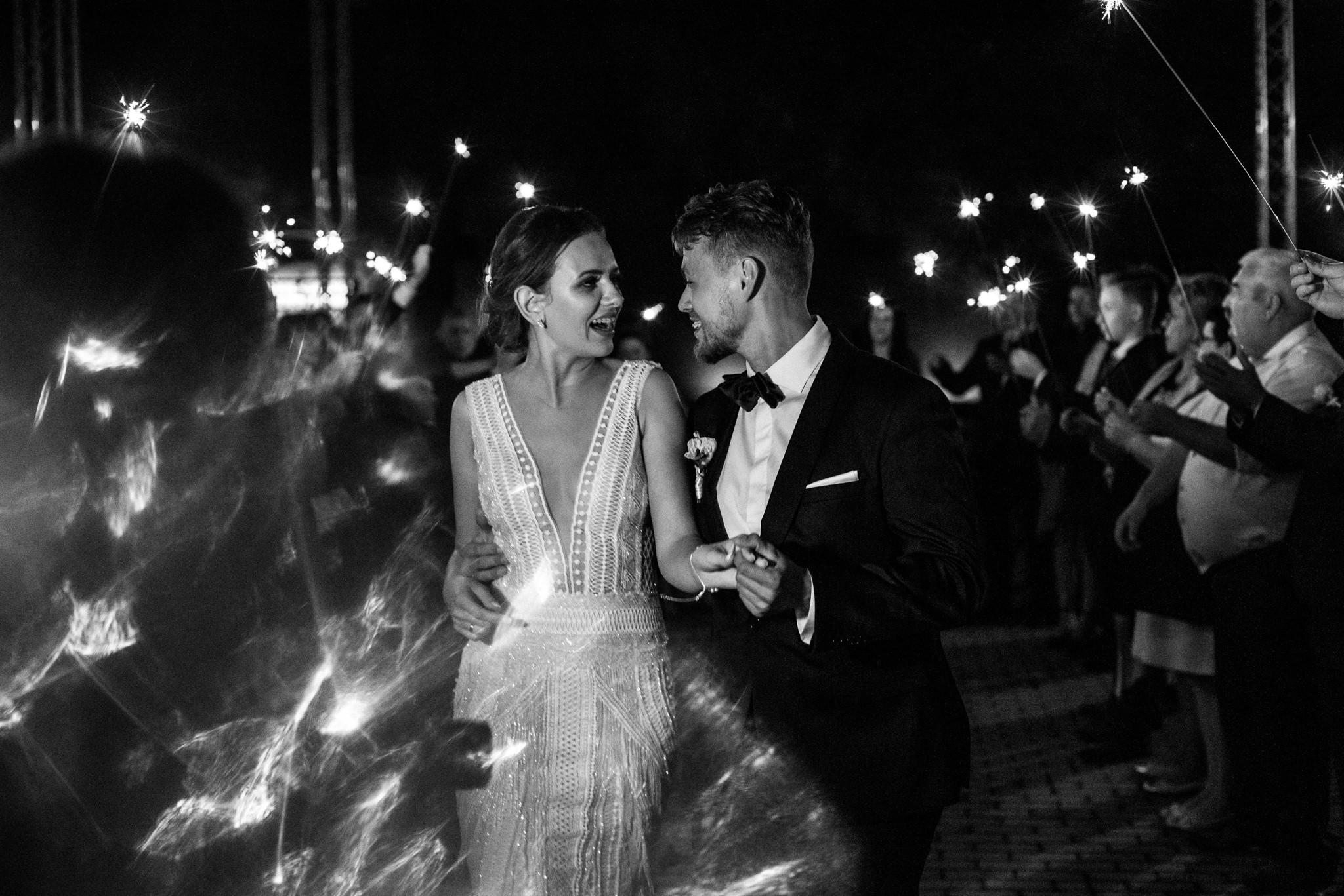 Iza i Dawid | Stylowy ślub z niesamowitą energią 100