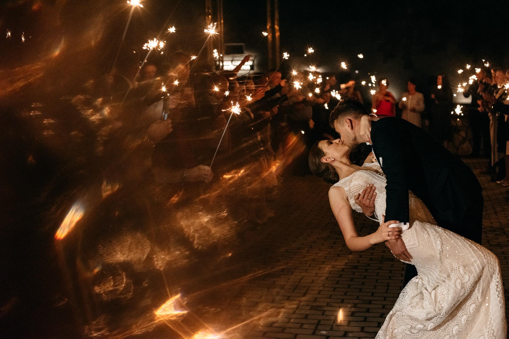 Iza i Dawid | Stylowy ślub z niesamowitą energią 101