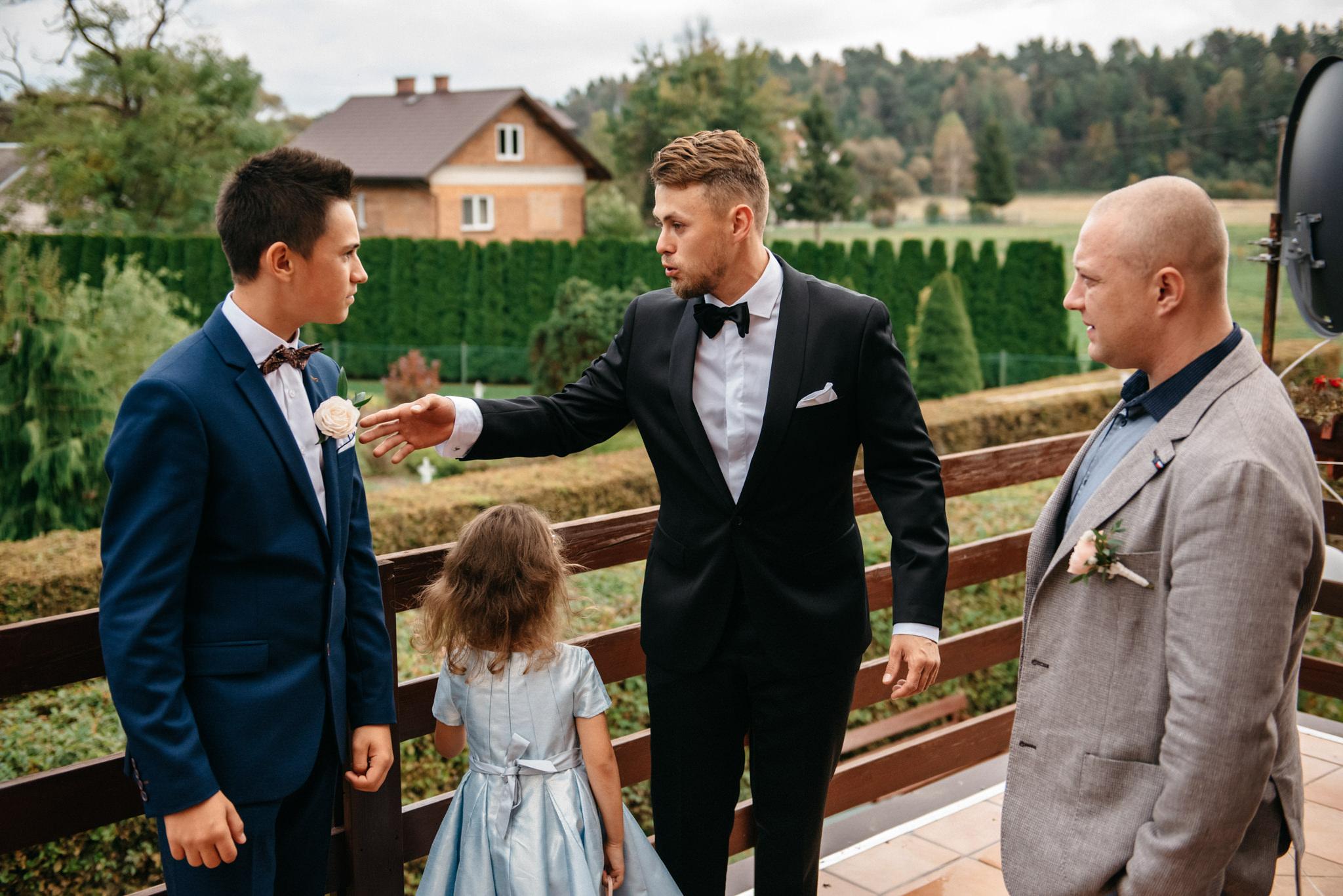 Iza i Dawid | Stylowy ślub z niesamowitą energią 12